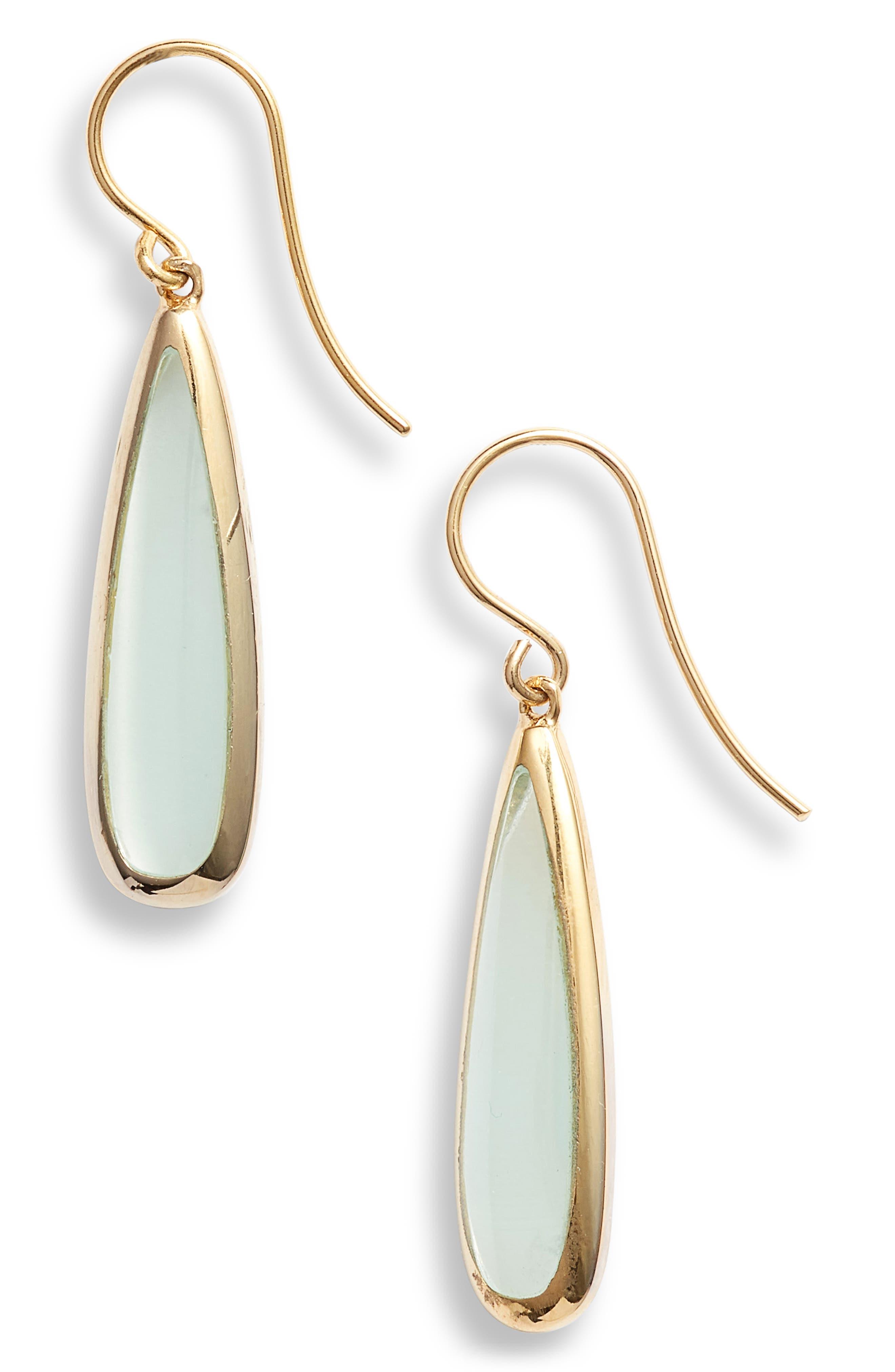 Tear Drop Earrings by Sole Society