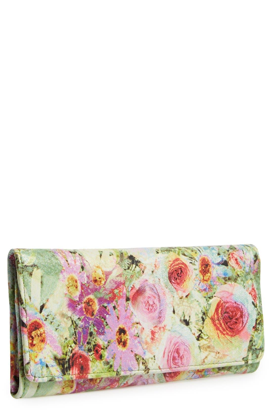 'Sadie' Leather Wallet,                             Main thumbnail 38, color,