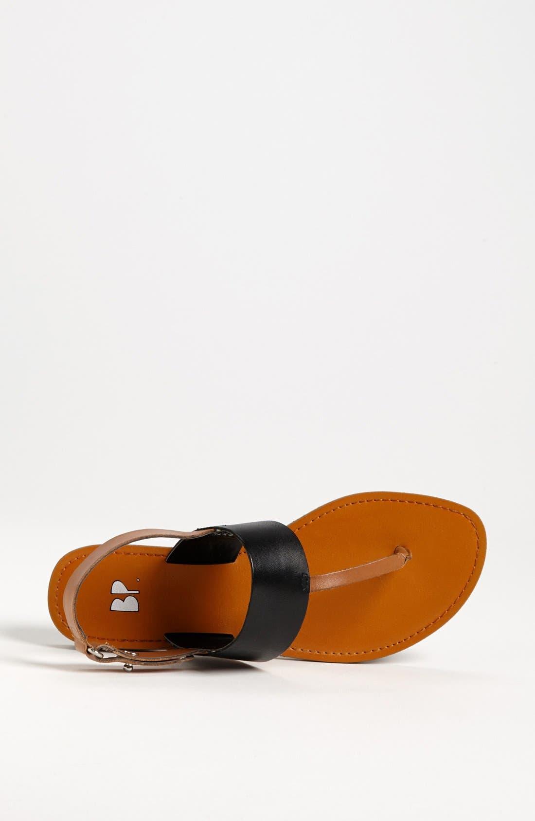 BP.,                             'Barbados' Sandal,                             Alternate thumbnail 3, color,                             004