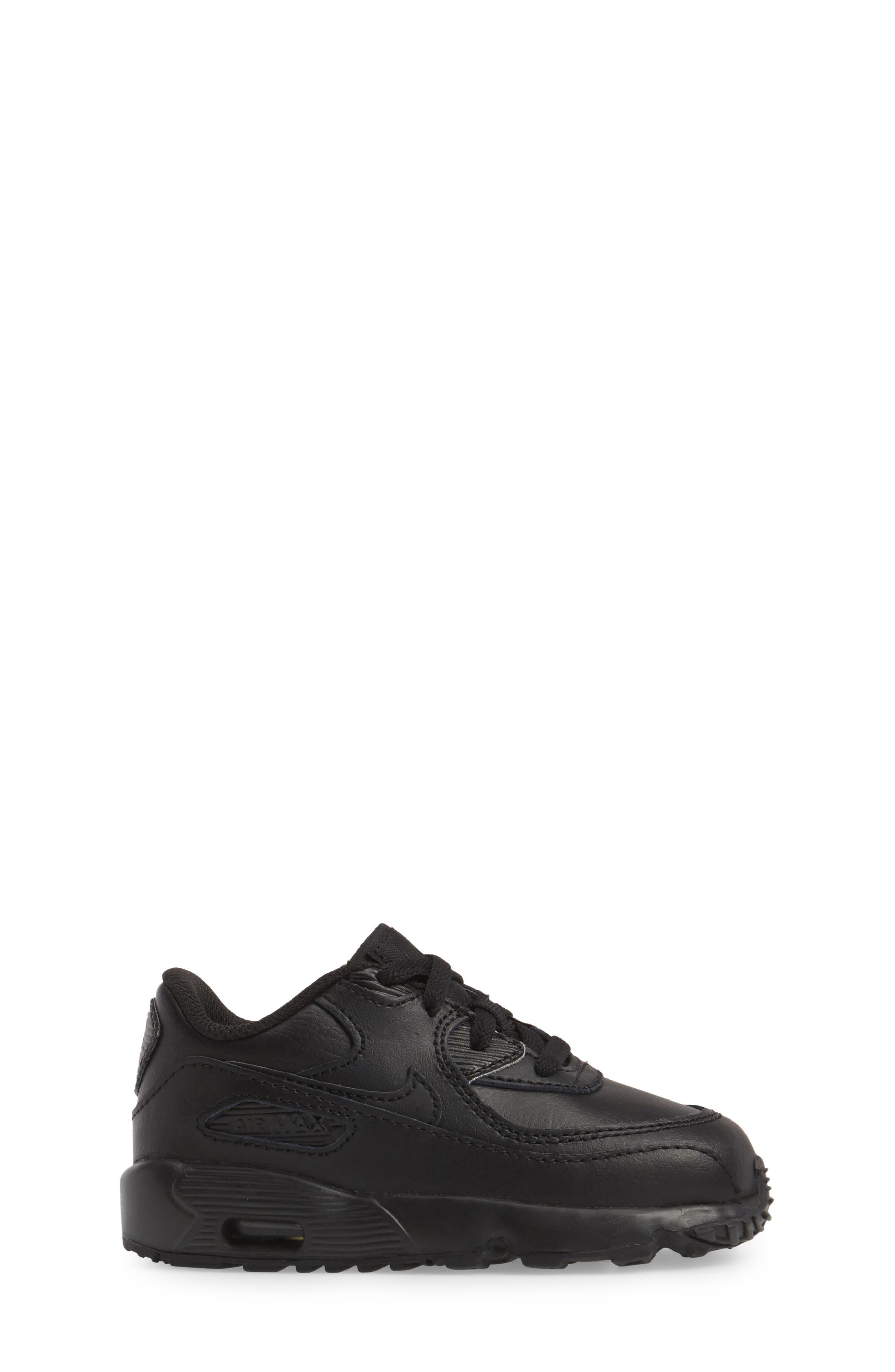 Air Max 90 Sneaker,                             Alternate thumbnail 8, color,