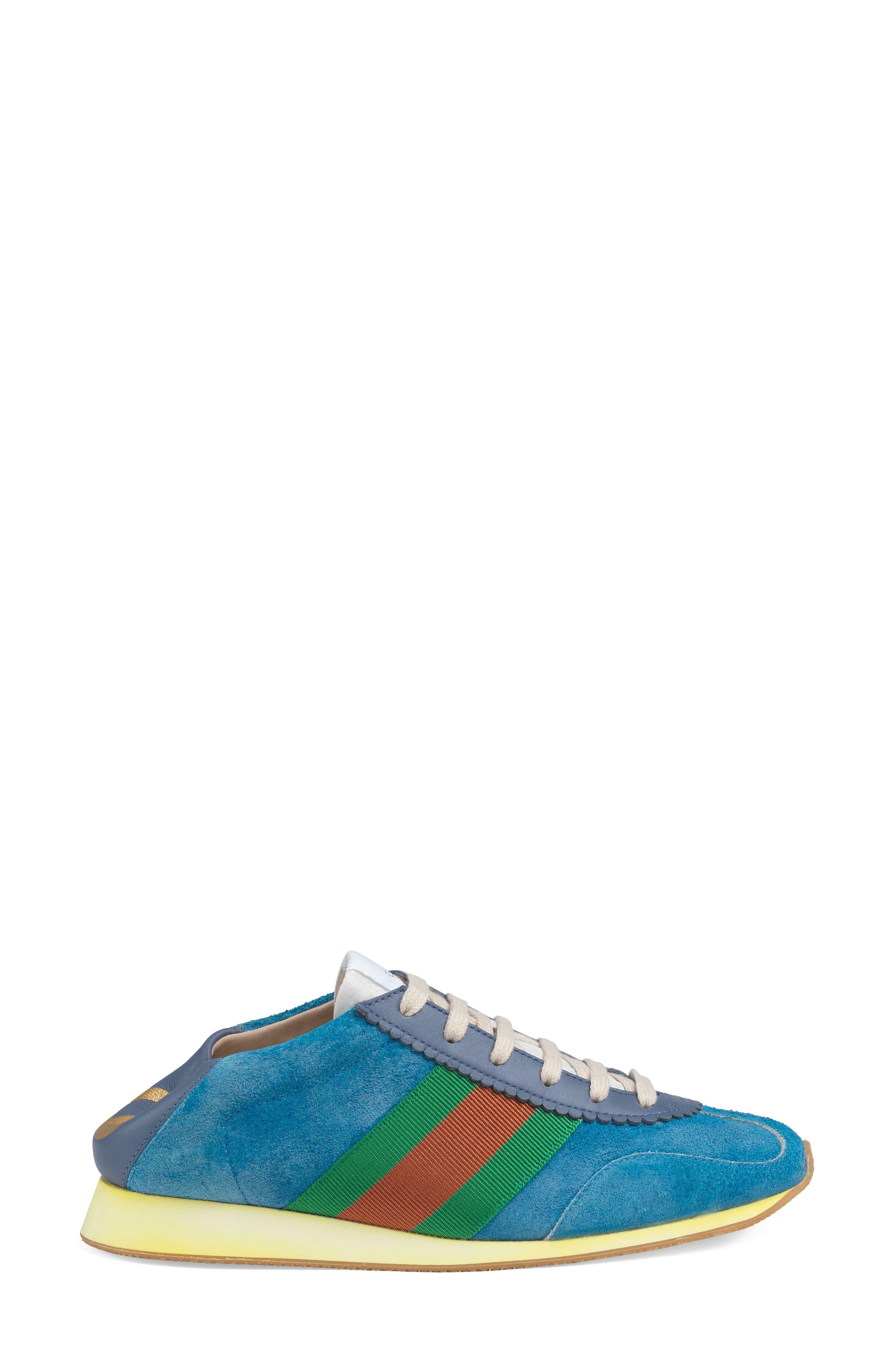 Rocket Convertible Sneaker,                             Alternate thumbnail 4, color,                             BLUE