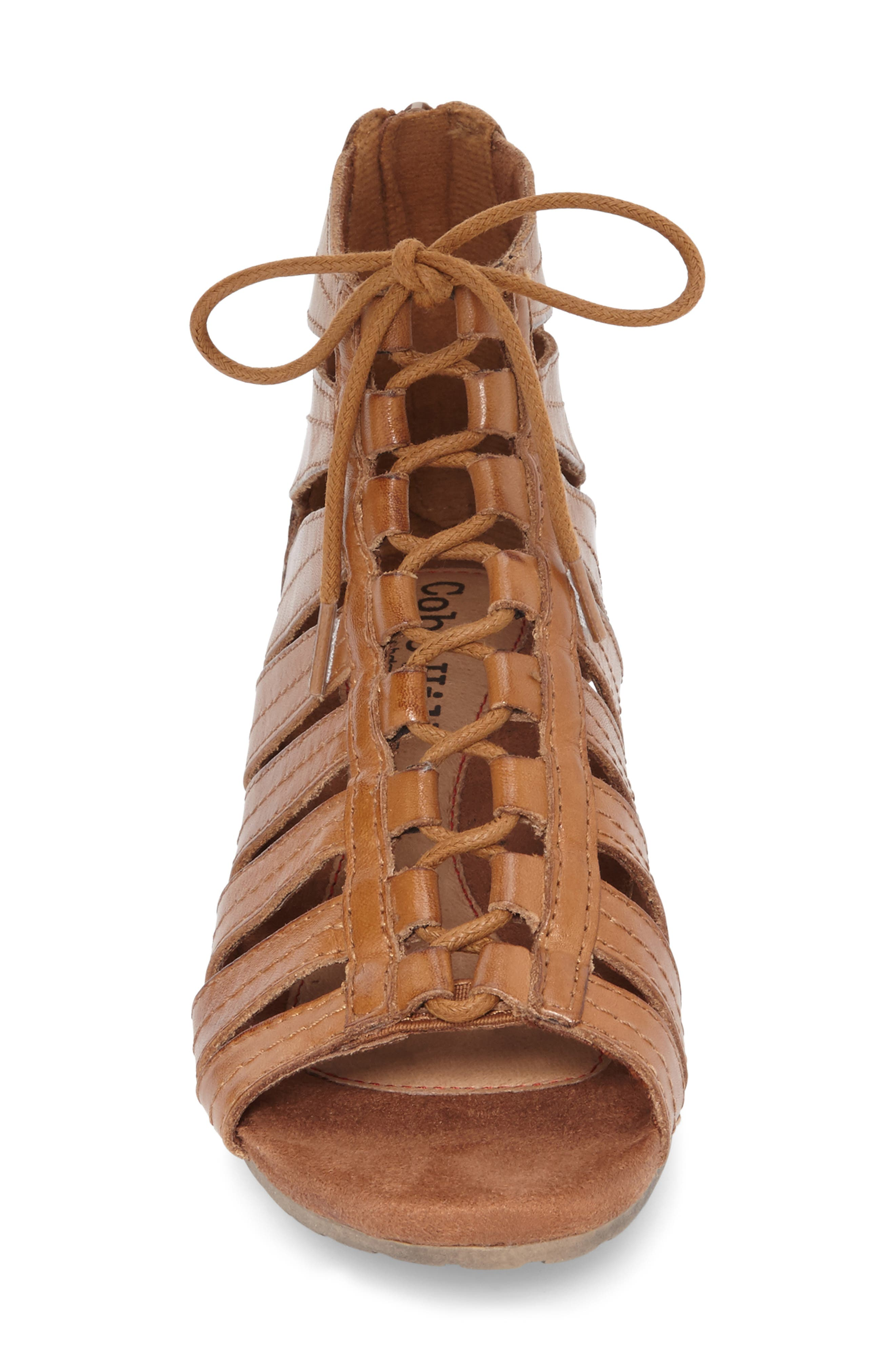 'Gabby' Lace-Up Sandal,                             Alternate thumbnail 37, color,