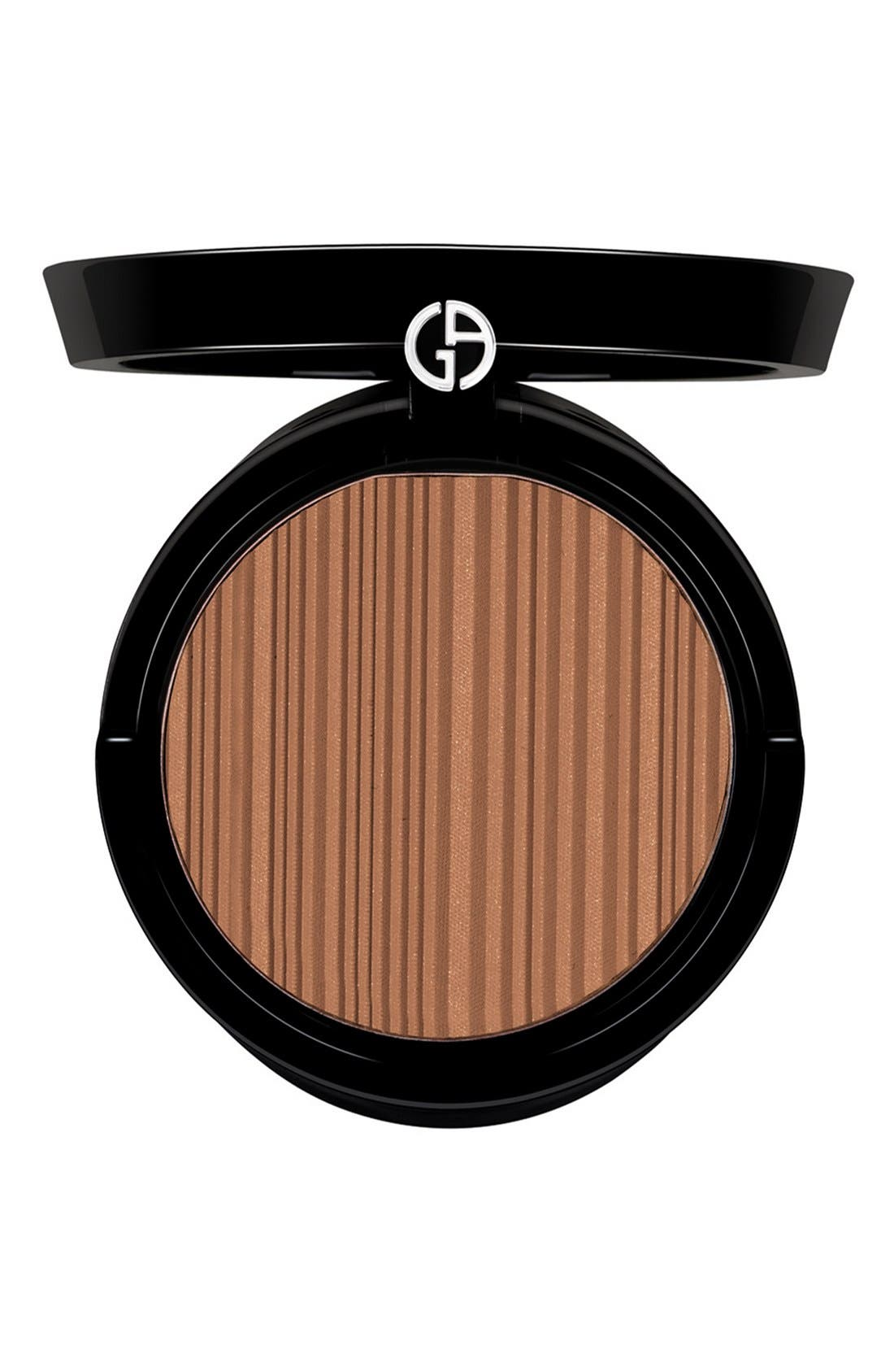 'Sun Fabric' Bronzer,                             Main thumbnail 3, color,