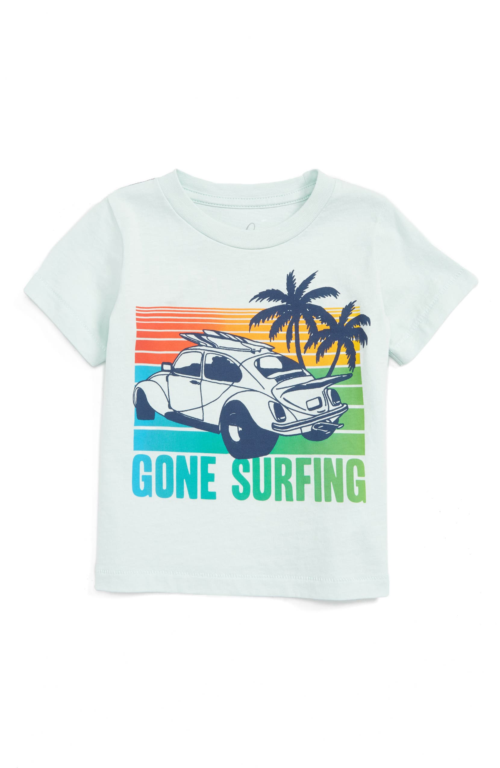 5d1829463 Peek Gone Surfing Graphic T-Shirt (Baby Boys)