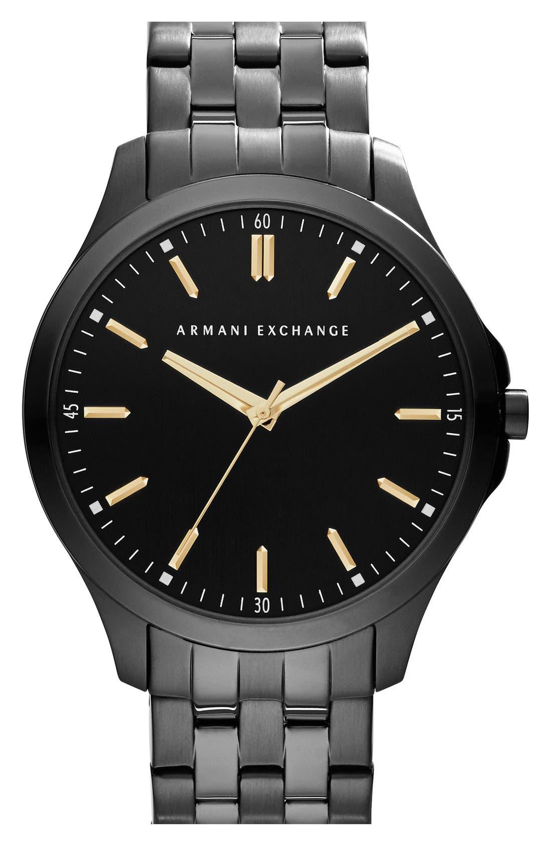 Round Bracelet Watch, 45mm,                             Main thumbnail 1, color,