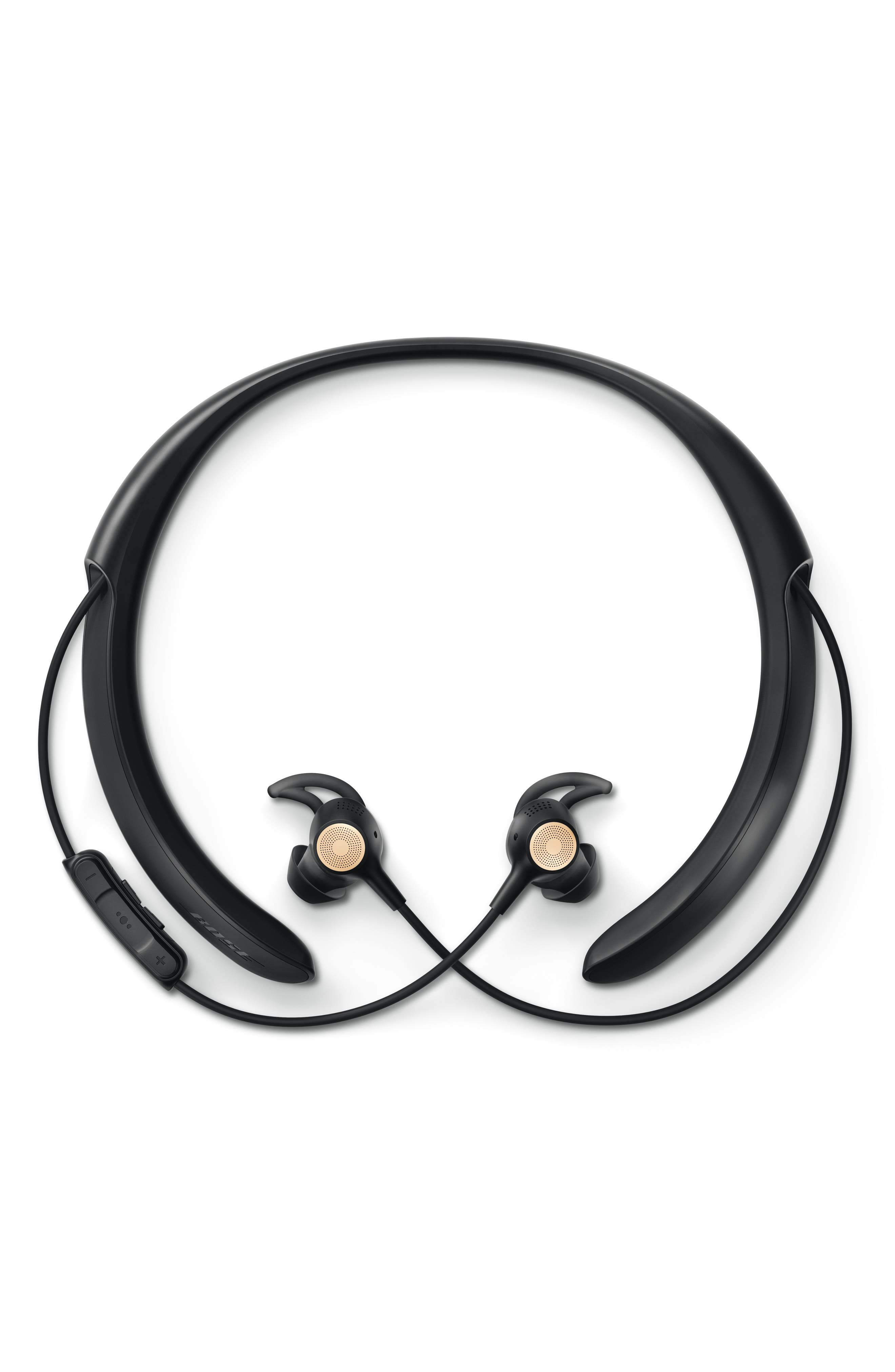 Hearphones Conversation Enhancing Headphones,                             Alternate thumbnail 2, color,                             BLACK