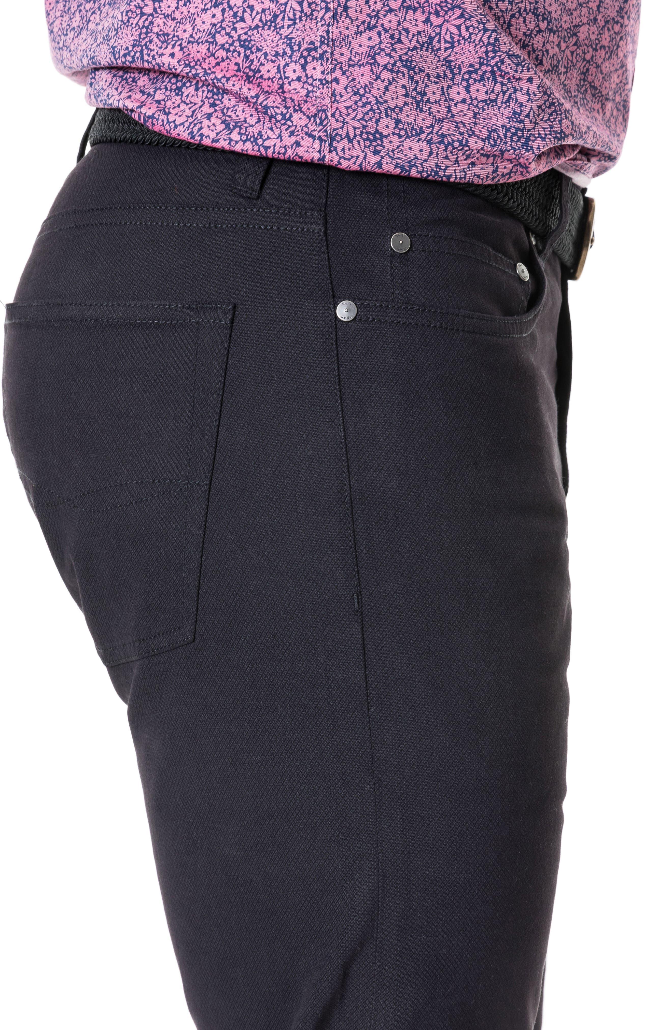 Whareflat Straight Leg Jeans,                             Alternate thumbnail 4, color,                             ASPHALT