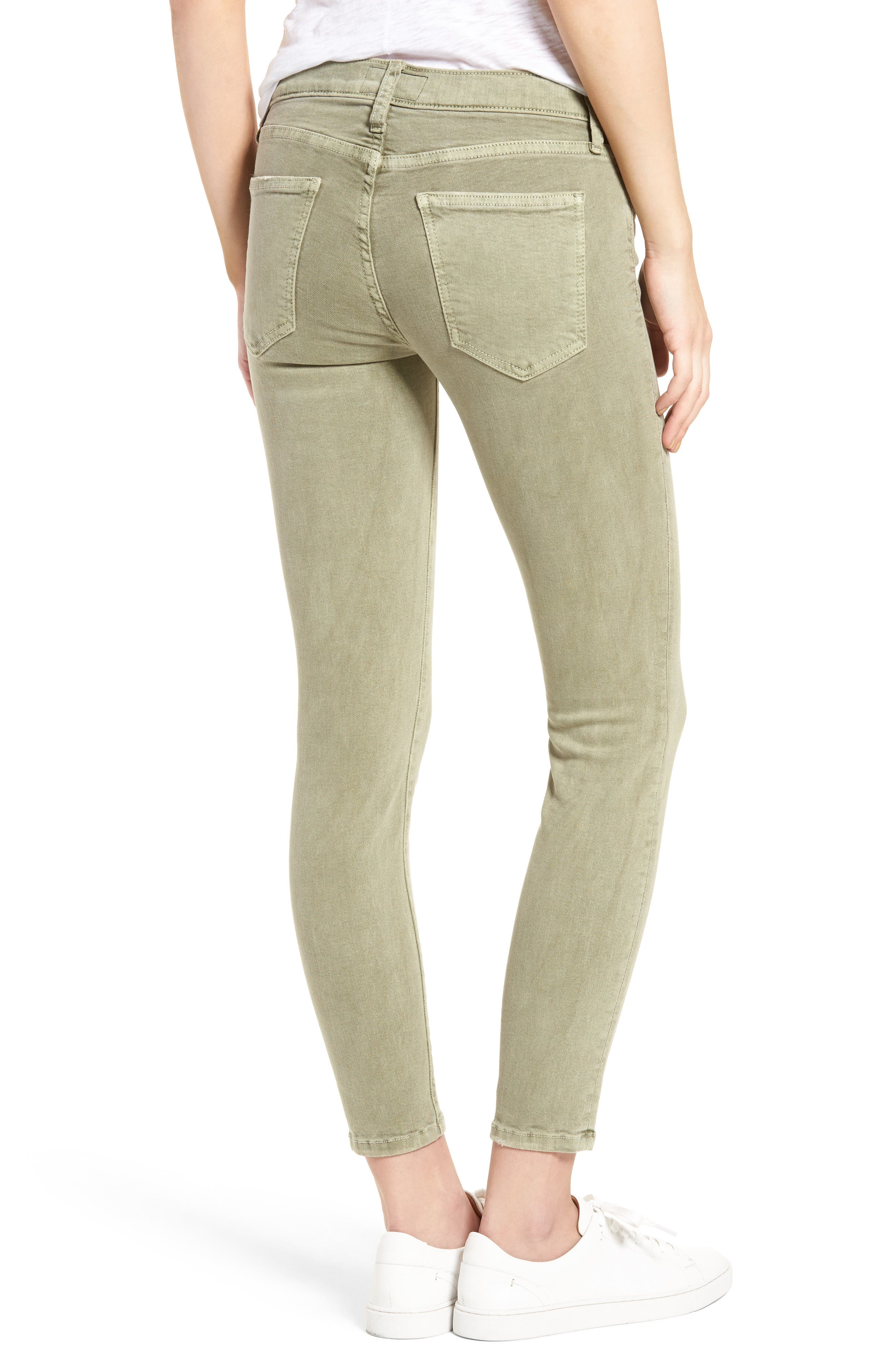 The Stiletto Ankle Skinny Jeans,                             Alternate thumbnail 8, color,