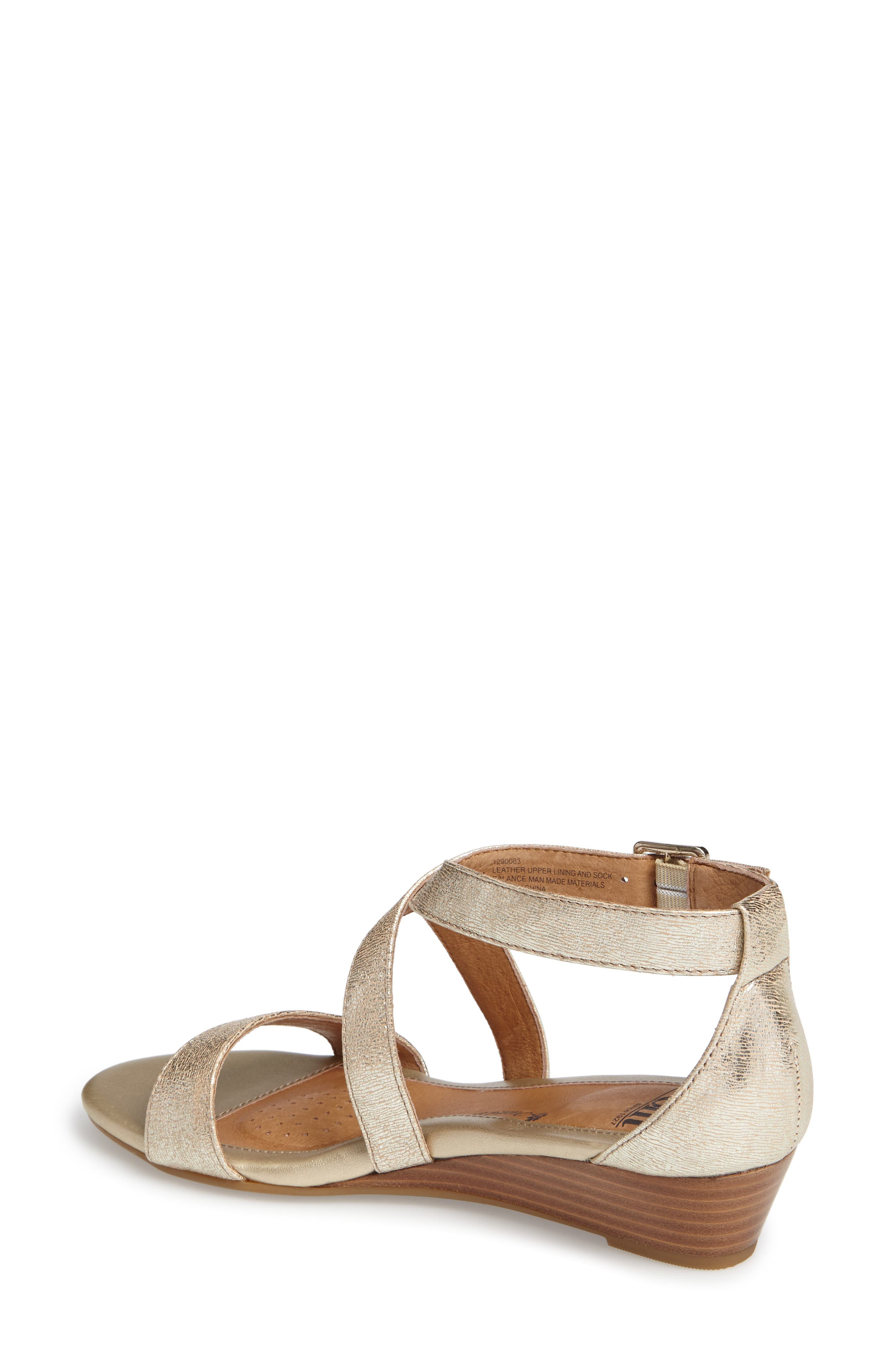 'Innis' Low Wedge Sandal,                             Alternate thumbnail 24, color,