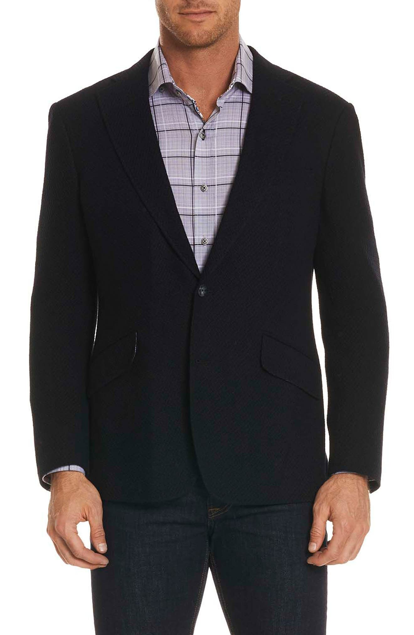 Lauros Woven Sport Coat,                             Main thumbnail 1, color,