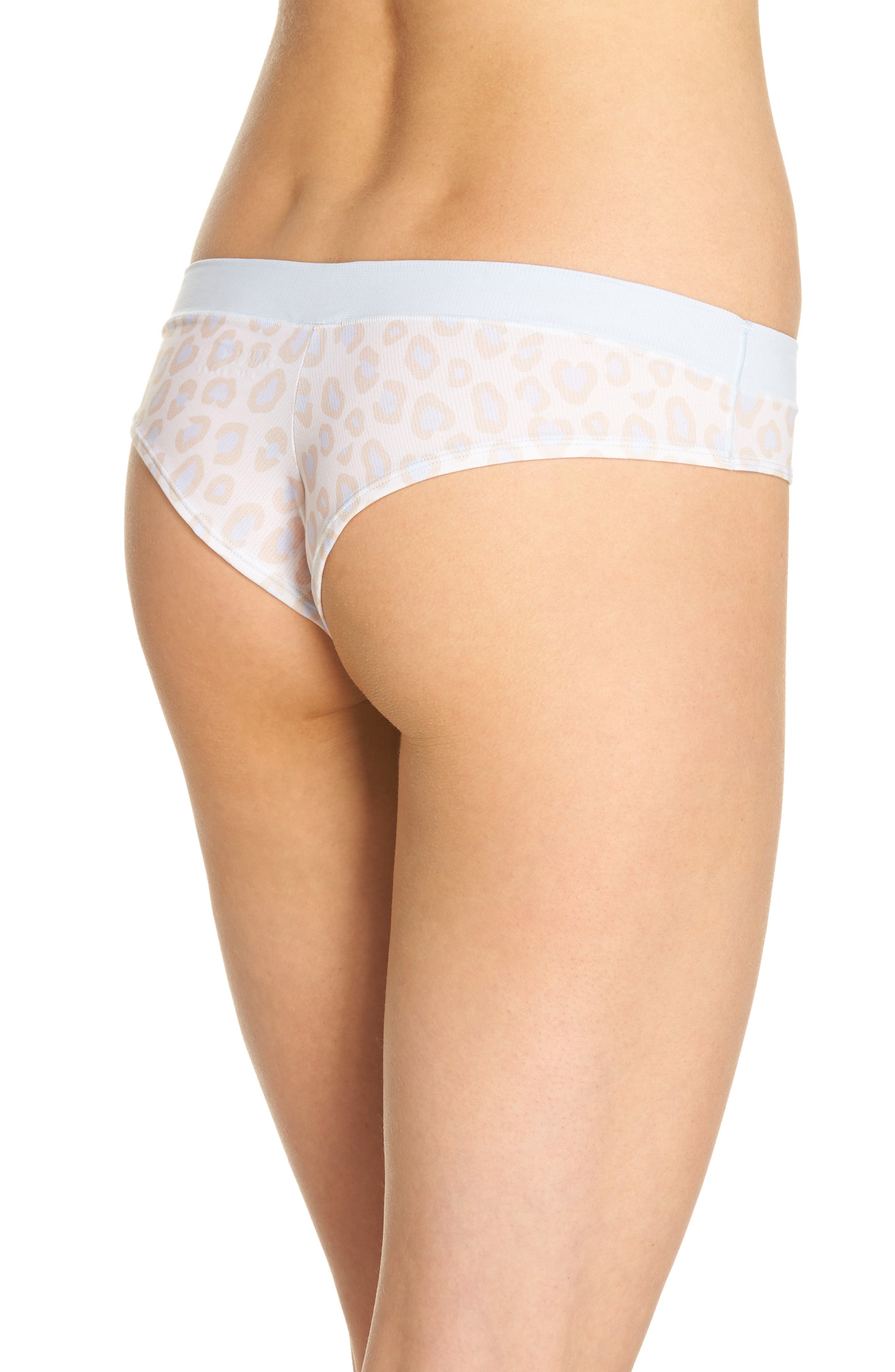 Follow Me Feline Cheeky Hipster Panties,                             Alternate thumbnail 2, color,                             420