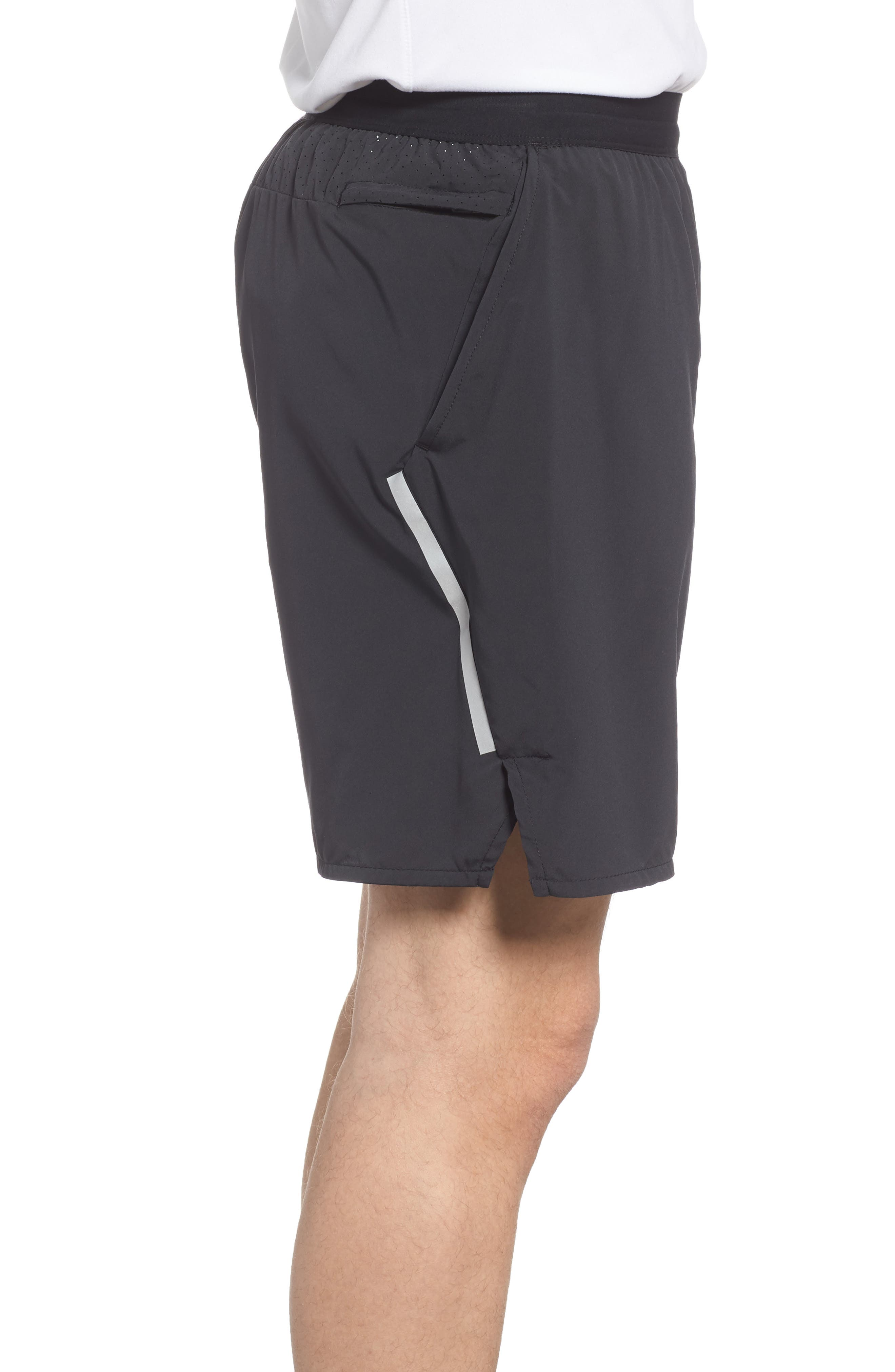Flex Flash Distance Shorts,                             Alternate thumbnail 3, color,                             010
