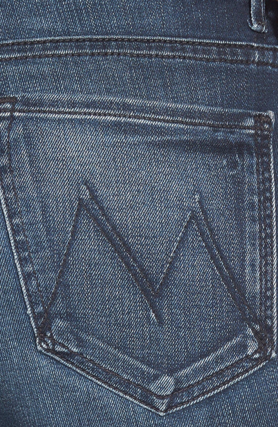 MOTHER,                             'The Insider' Bootcut Jeans,                             Alternate thumbnail 3, color,                             419