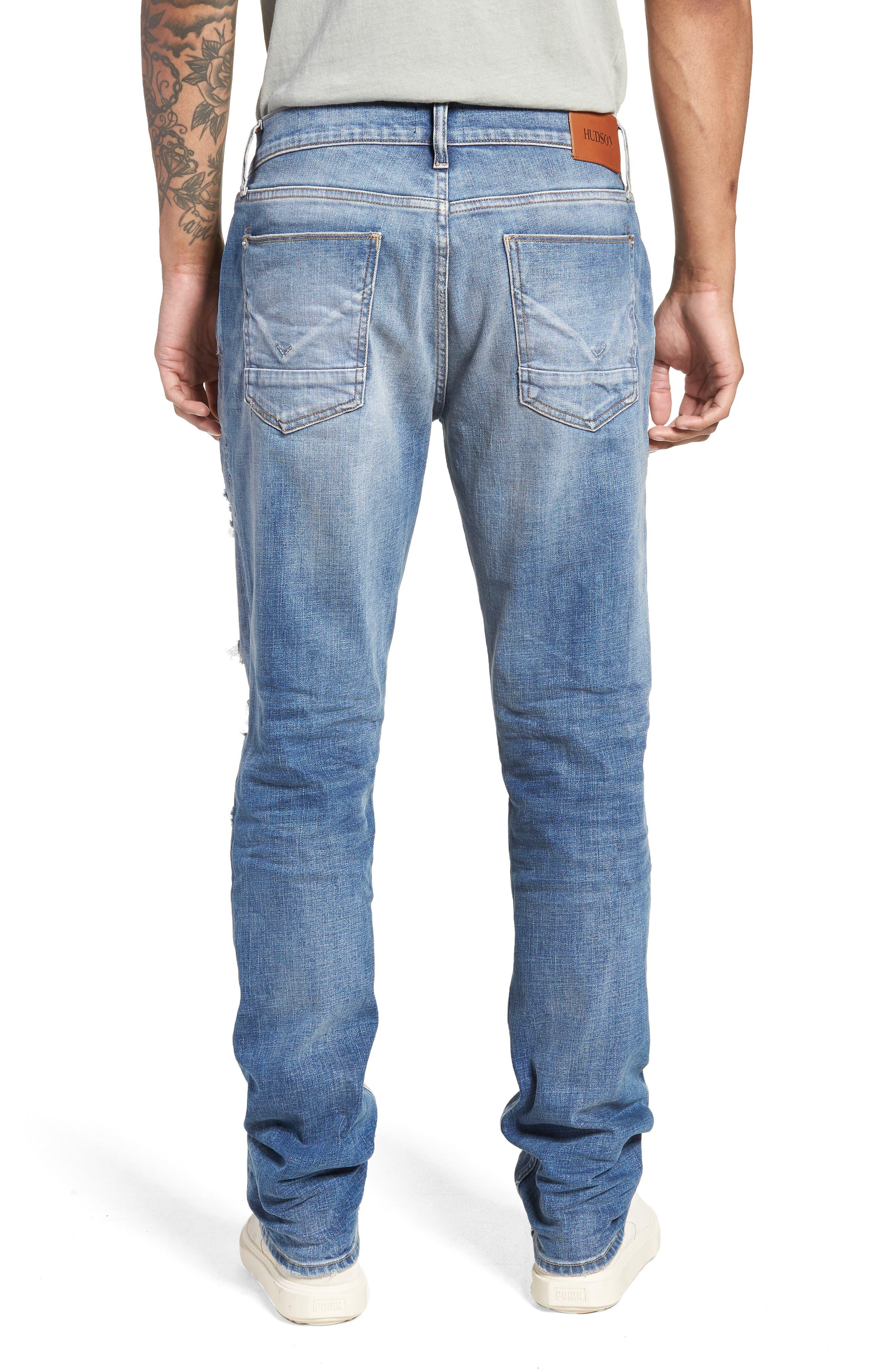 Blake Slim Fit Jeans,                             Alternate thumbnail 2, color,                             421