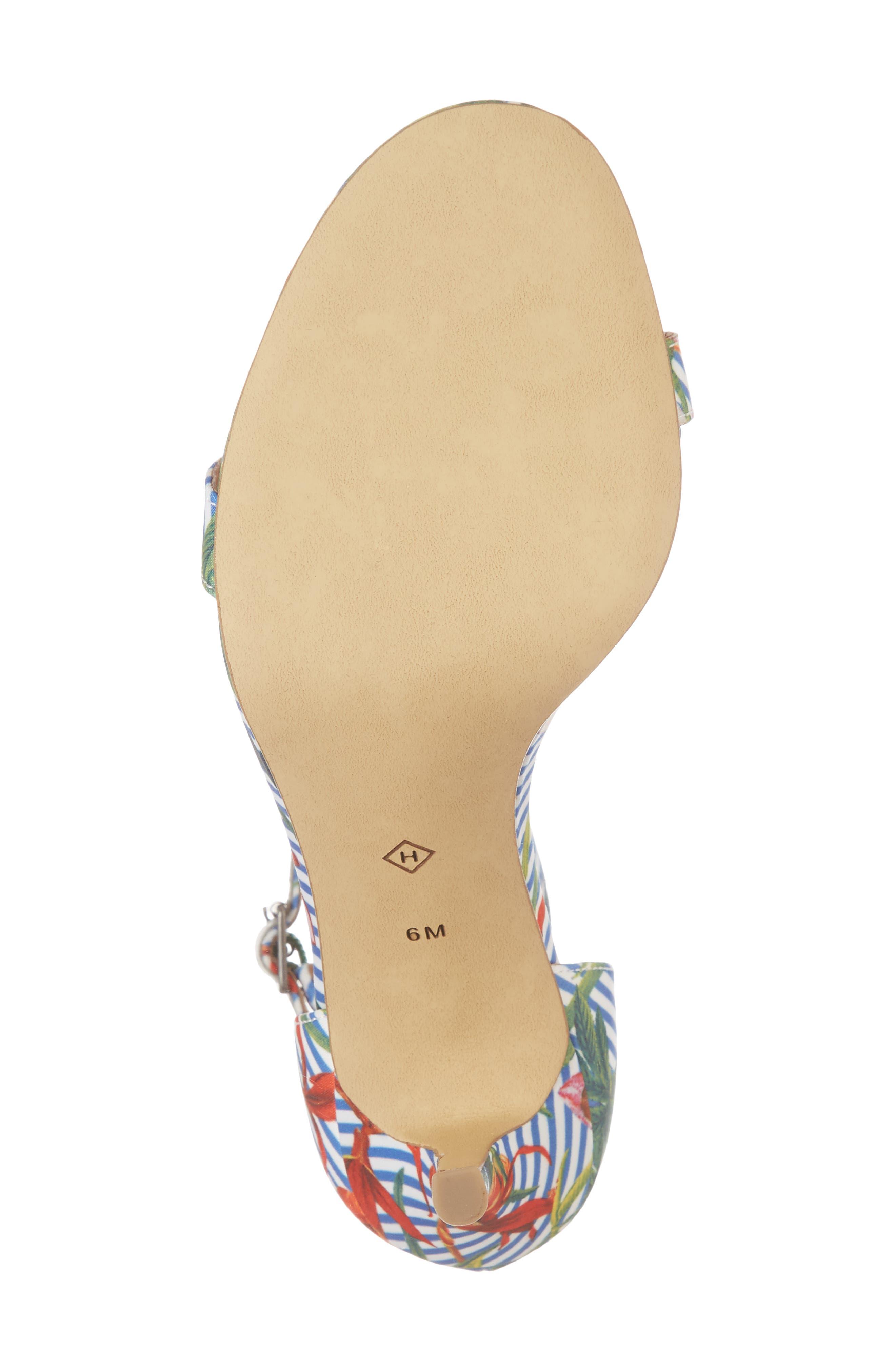Audrey Ankle Strap Sandal,                             Alternate thumbnail 112, color,