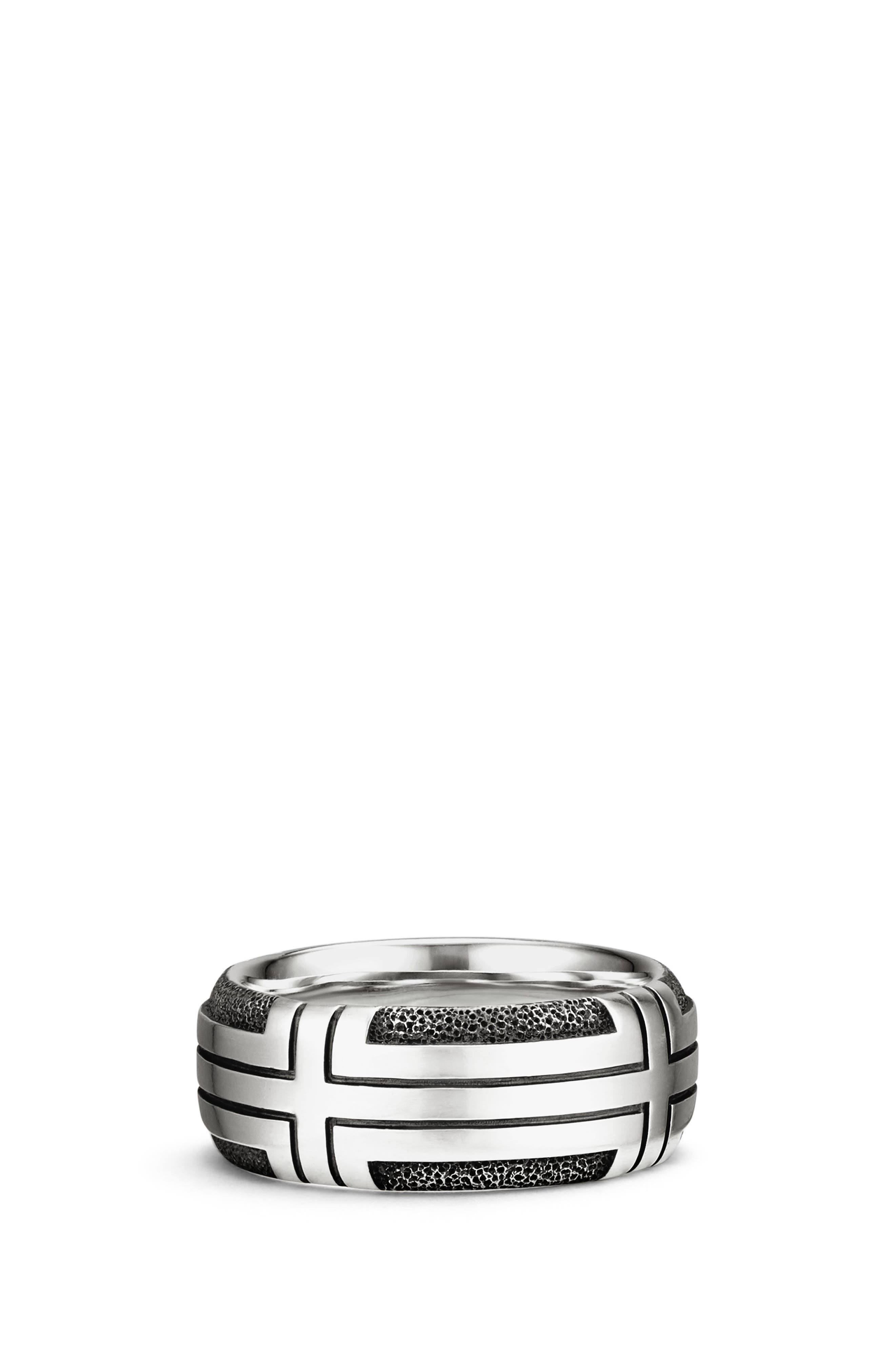 Southwest Band Ring,                         Main,                         color, SILVER