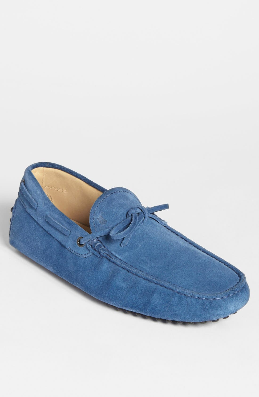 Gommini Tie Front Driving Moccasin,                             Main thumbnail 13, color,