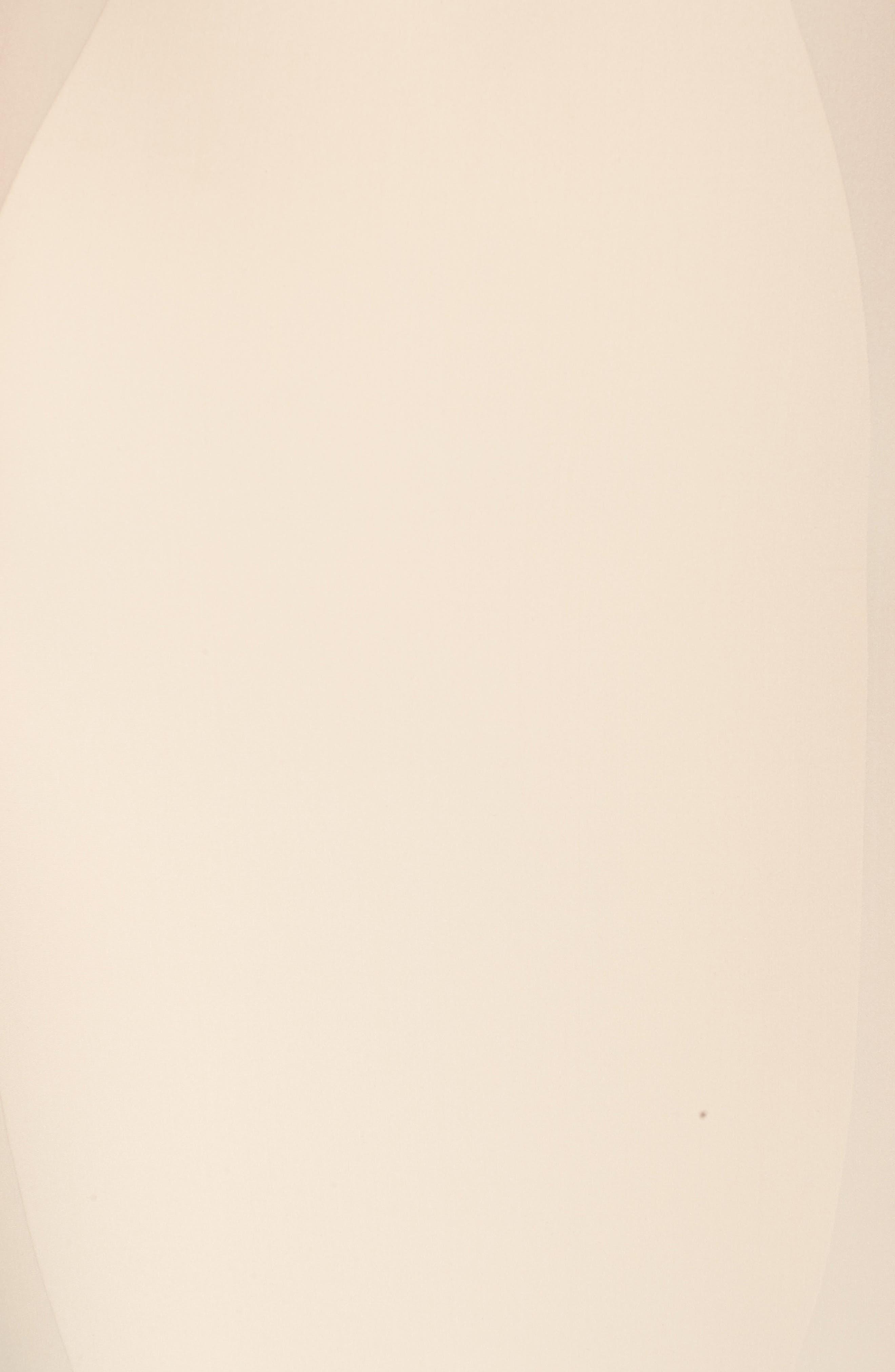 High Waist Smoother Skirt Slip,                             Alternate thumbnail 5, color,                             FRAPPE