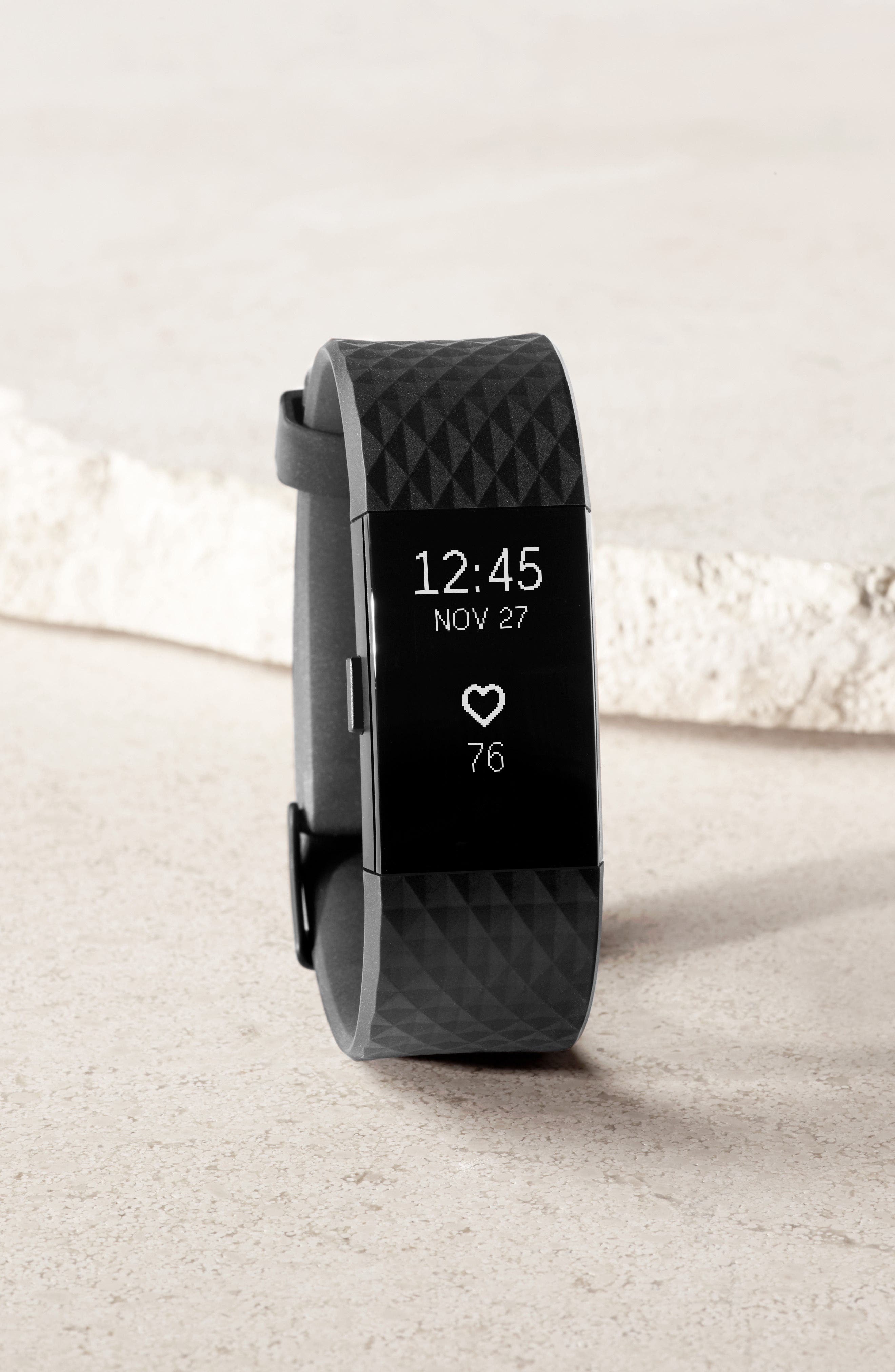 Charge 2 Special Edition Wireless Activity & Heart Rate Tracker,                             Alternate thumbnail 5, color,                             001