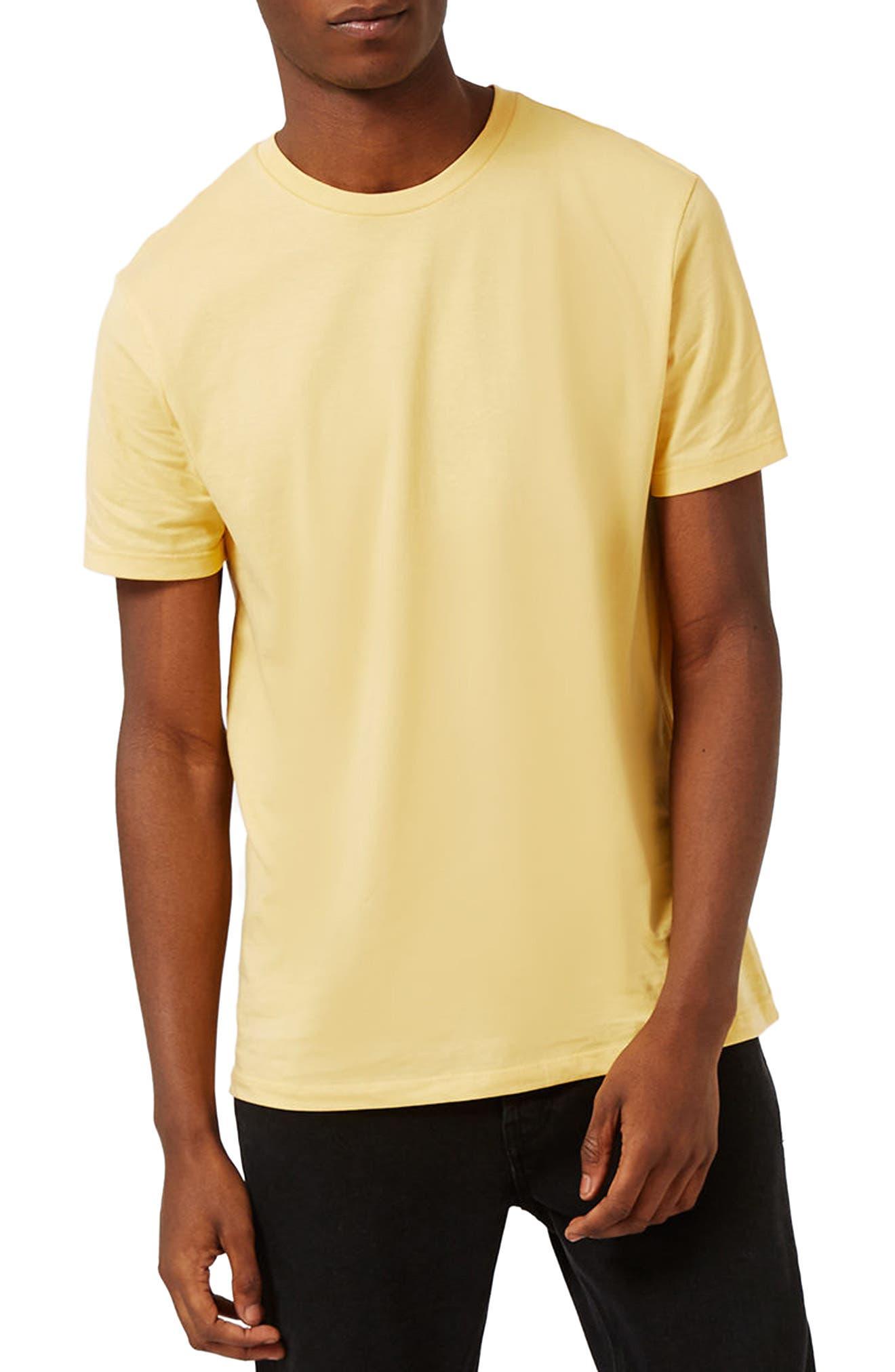 Slim Fit Crewneck T-Shirt,                             Main thumbnail 90, color,