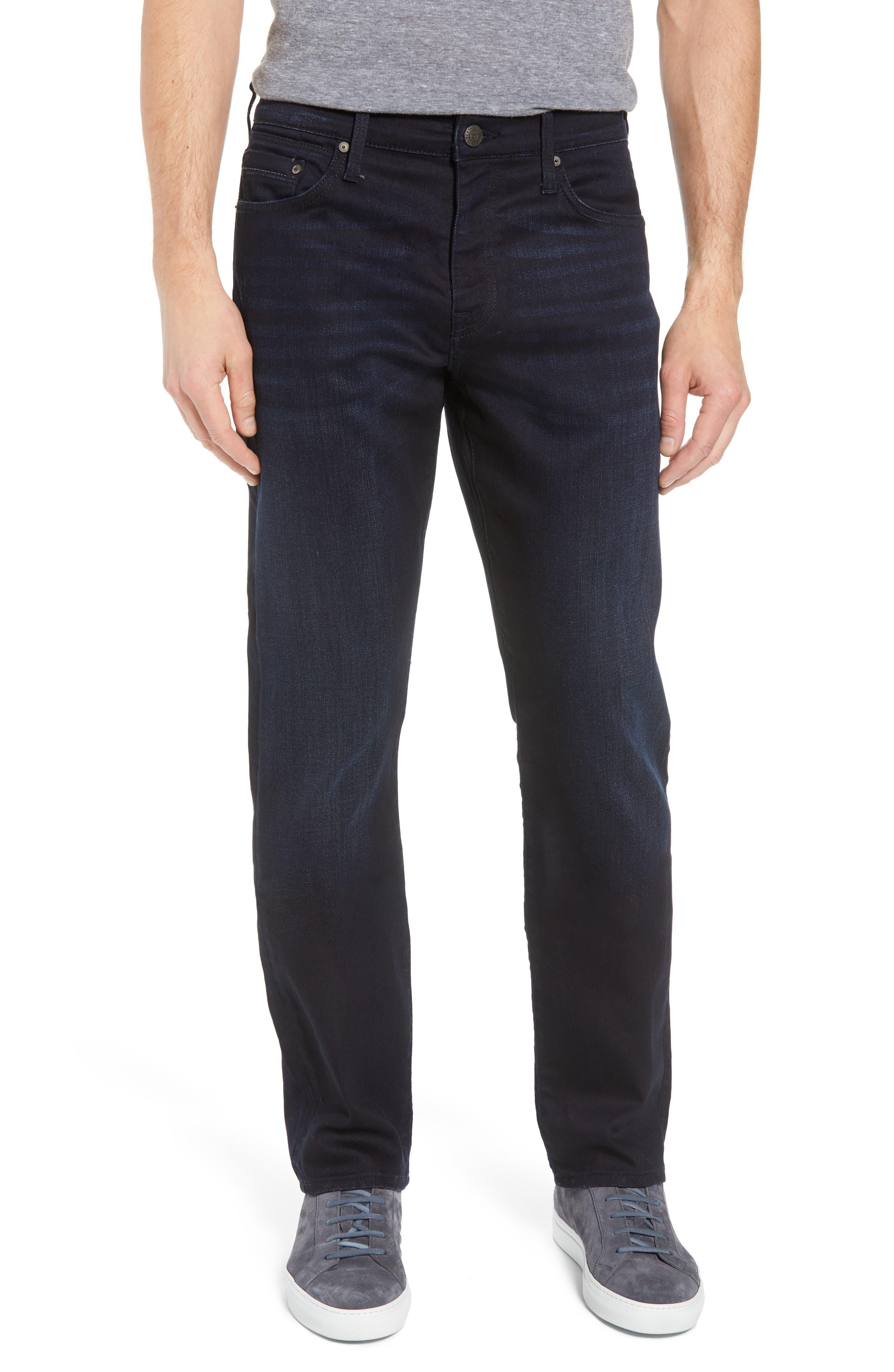 Matt Relaxed Fit Jeans,                         Main,                         color, DEEP CAPITOL HILL