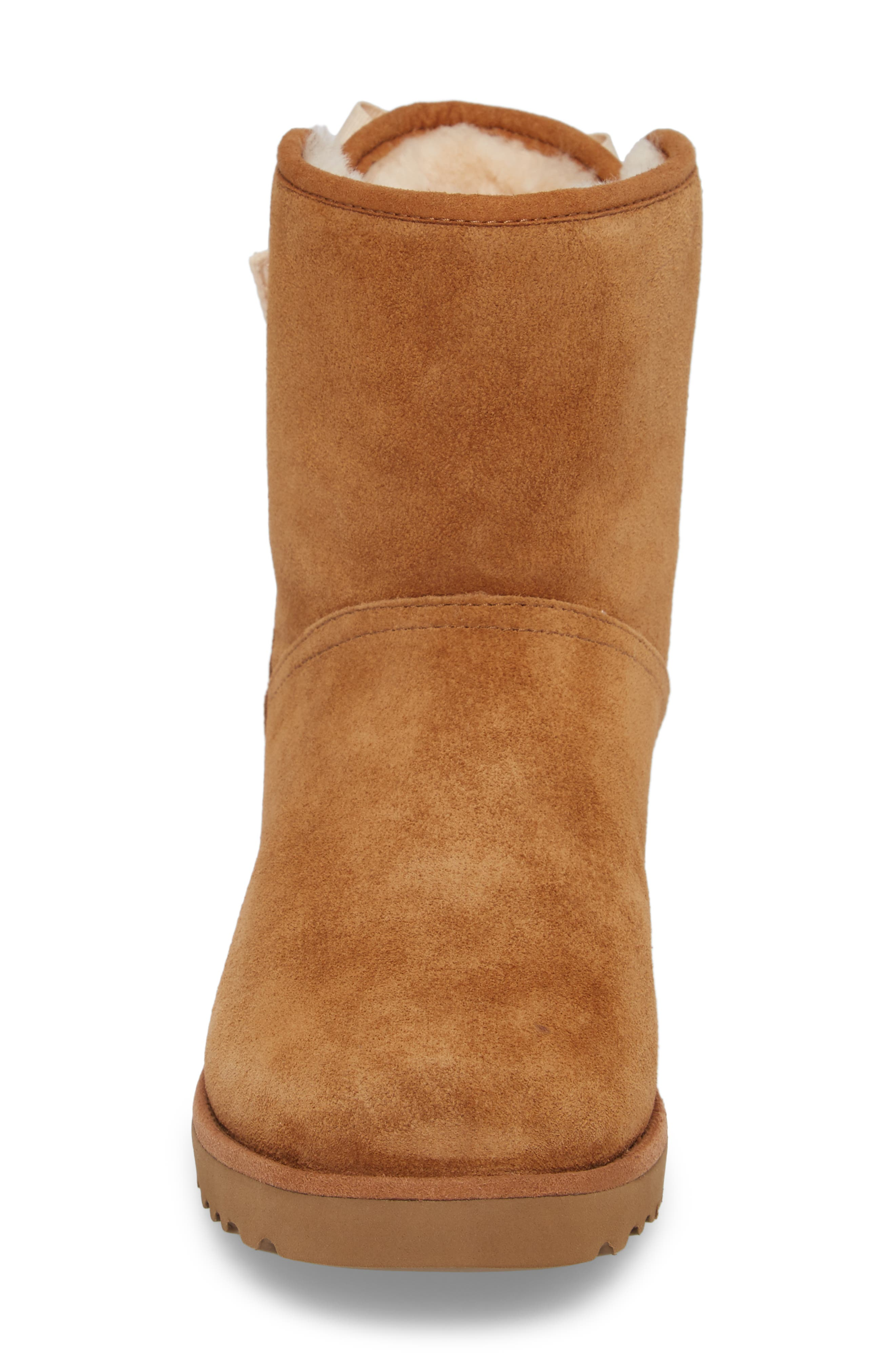 Drew Sunshine Perforated Tie Back Boot,                             Alternate thumbnail 11, color,