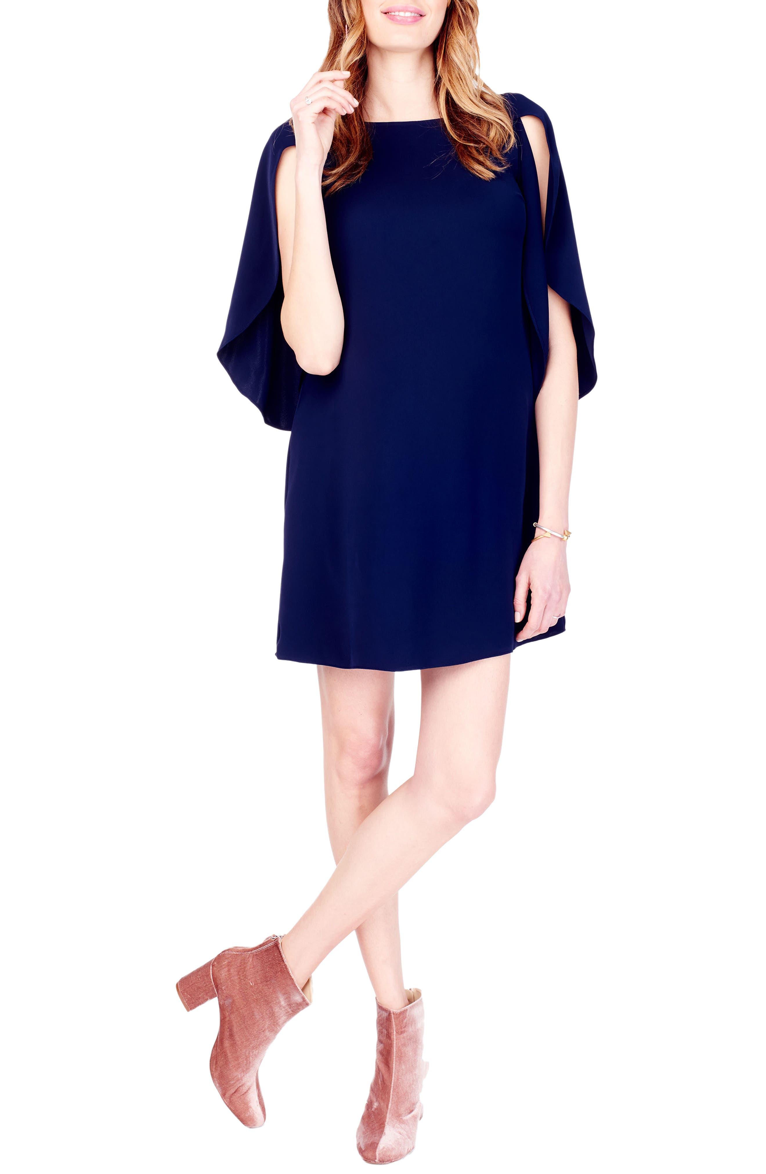 Maternity Shift Dress,                         Main,                         color, 411