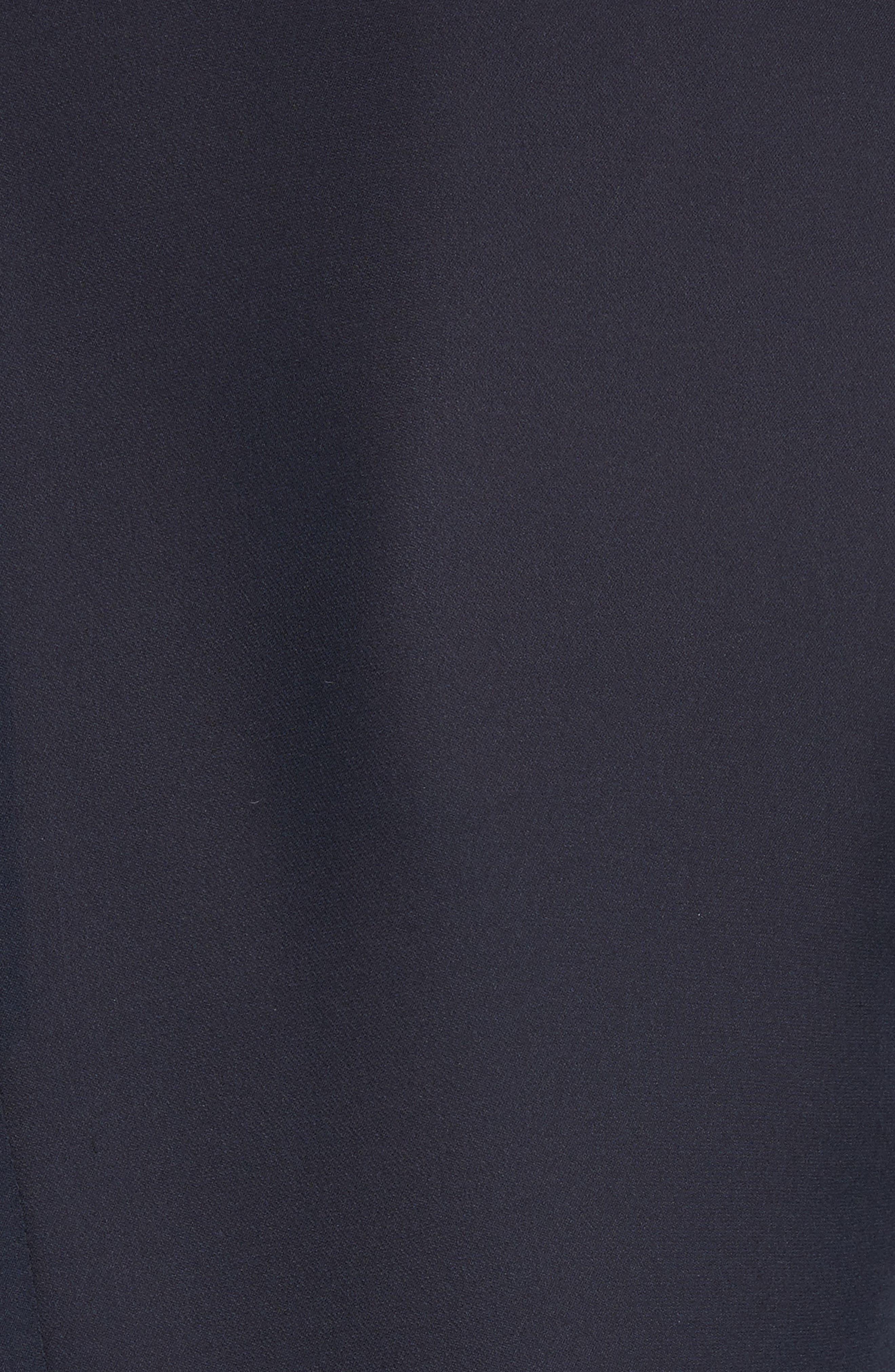 Scarf Neck Tie Blouson Sleeve Blouse,                             Alternate thumbnail 5, color,