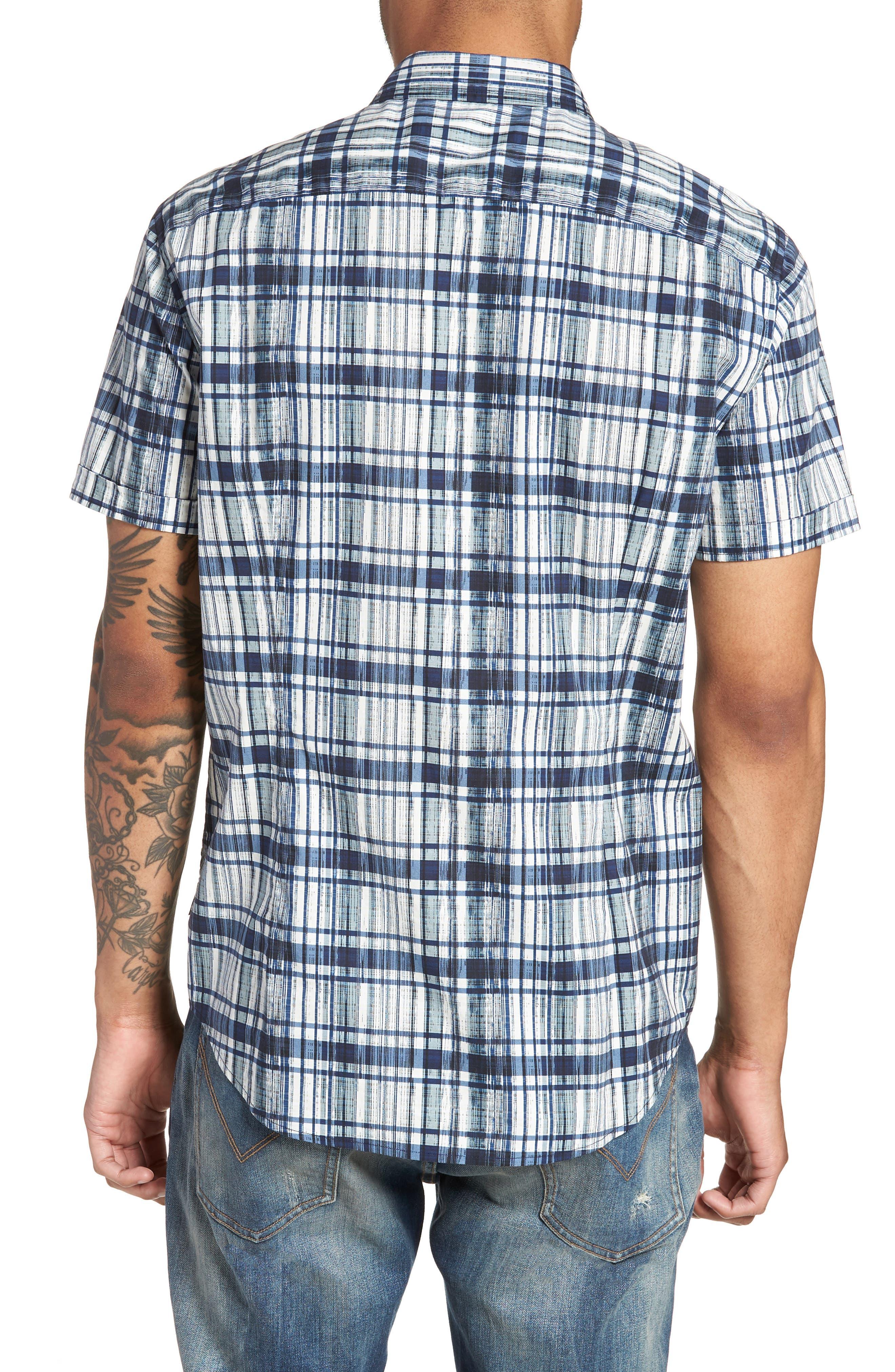 Regular Fit Sport Shirt,                             Alternate thumbnail 2, color,                             417