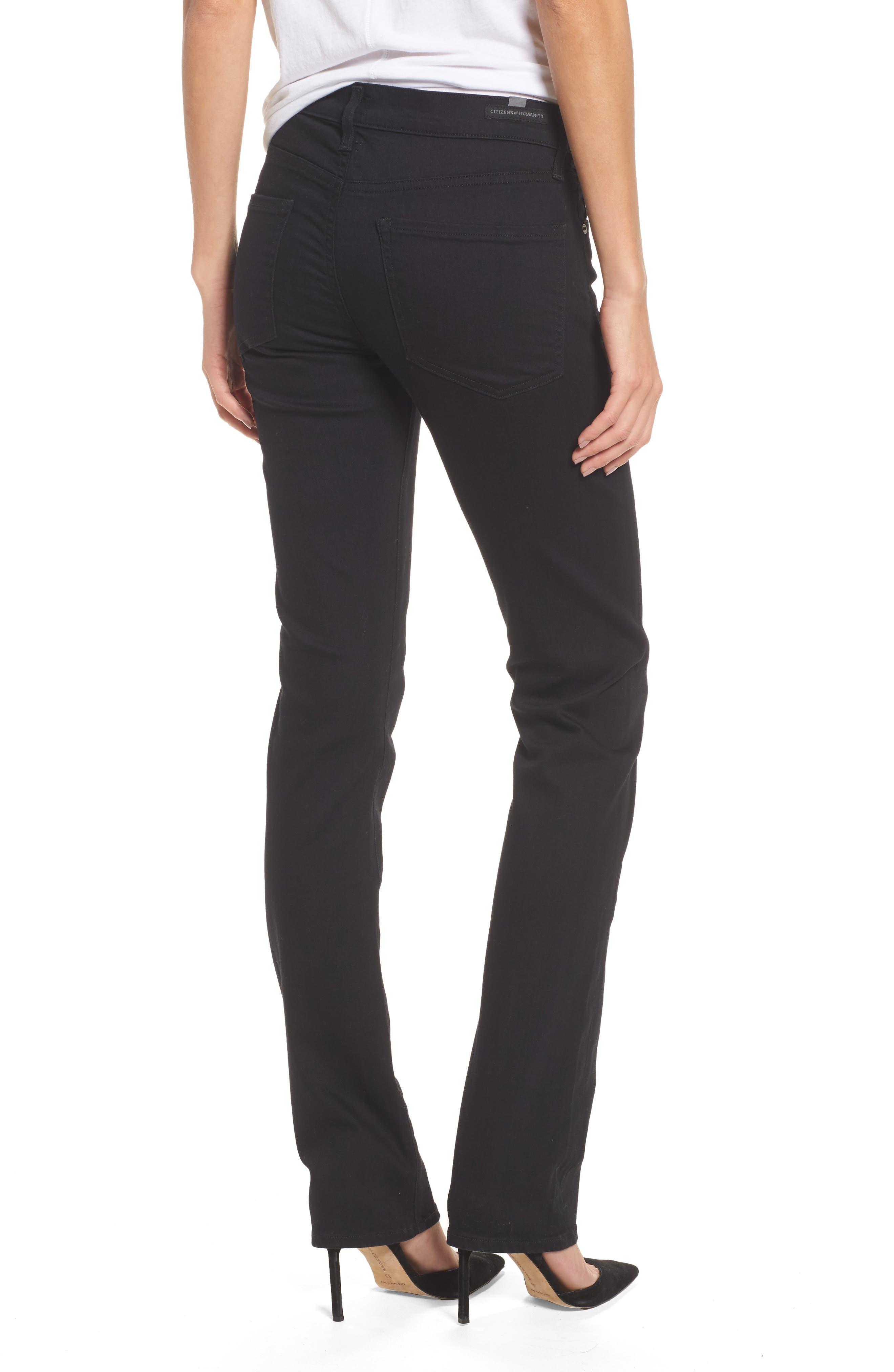 Agnes Long Jeans,                             Alternate thumbnail 2, color,                             012