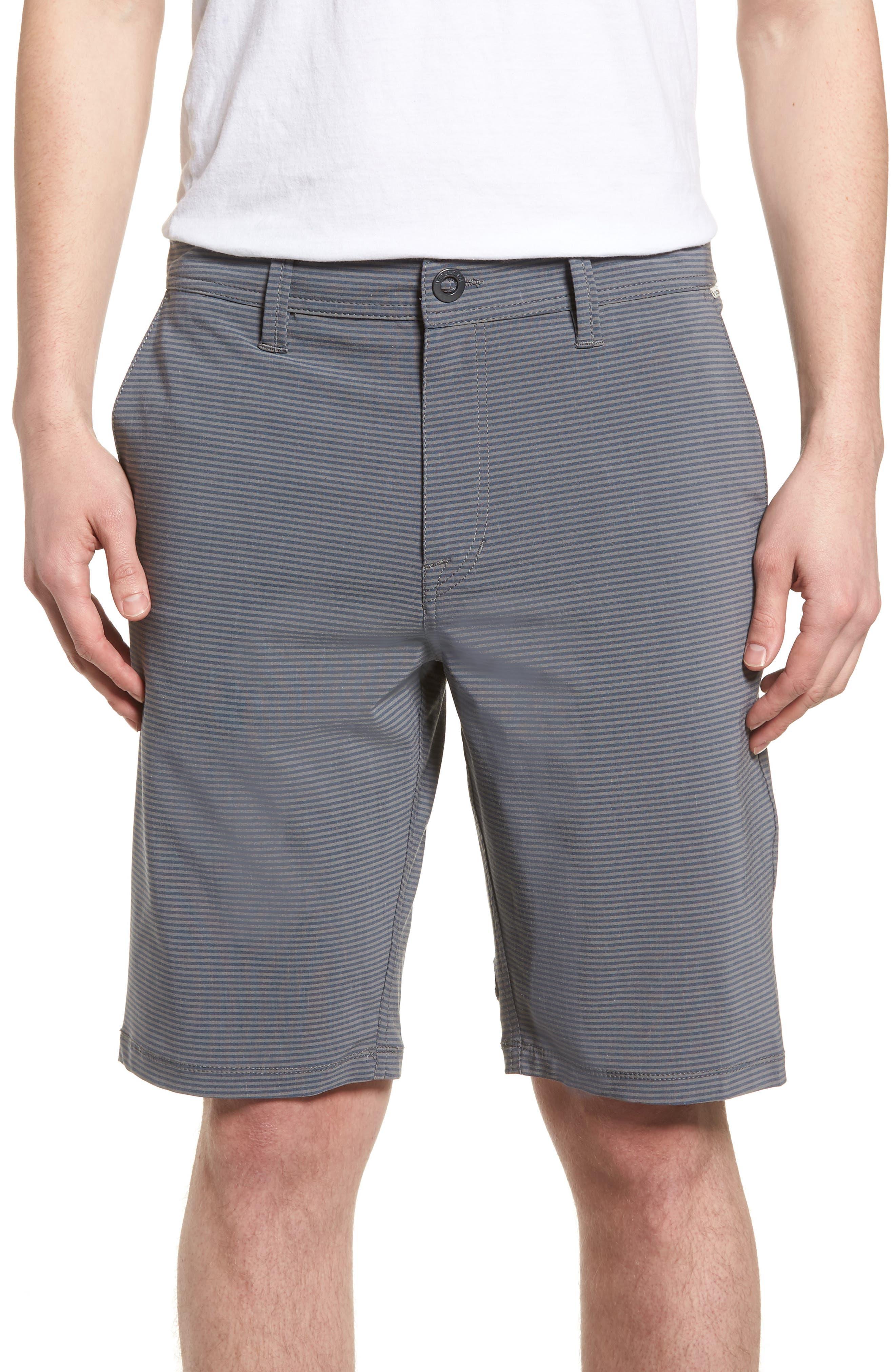 Surf N' Turf Mix Hybrid Shorts,                             Main thumbnail 6, color,