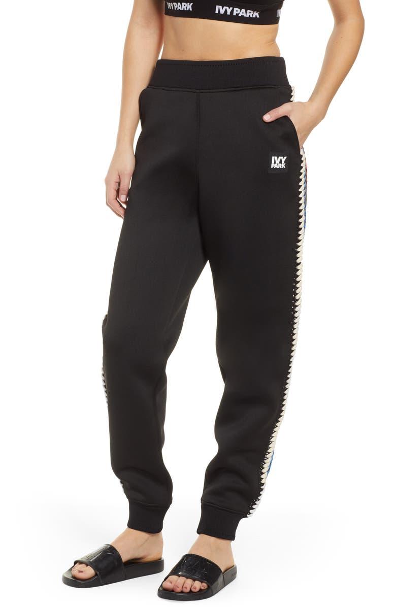17a8e9a3284 IVY PARK SUP ®  SUP  Craft Spacer Mesh Jogger Pants