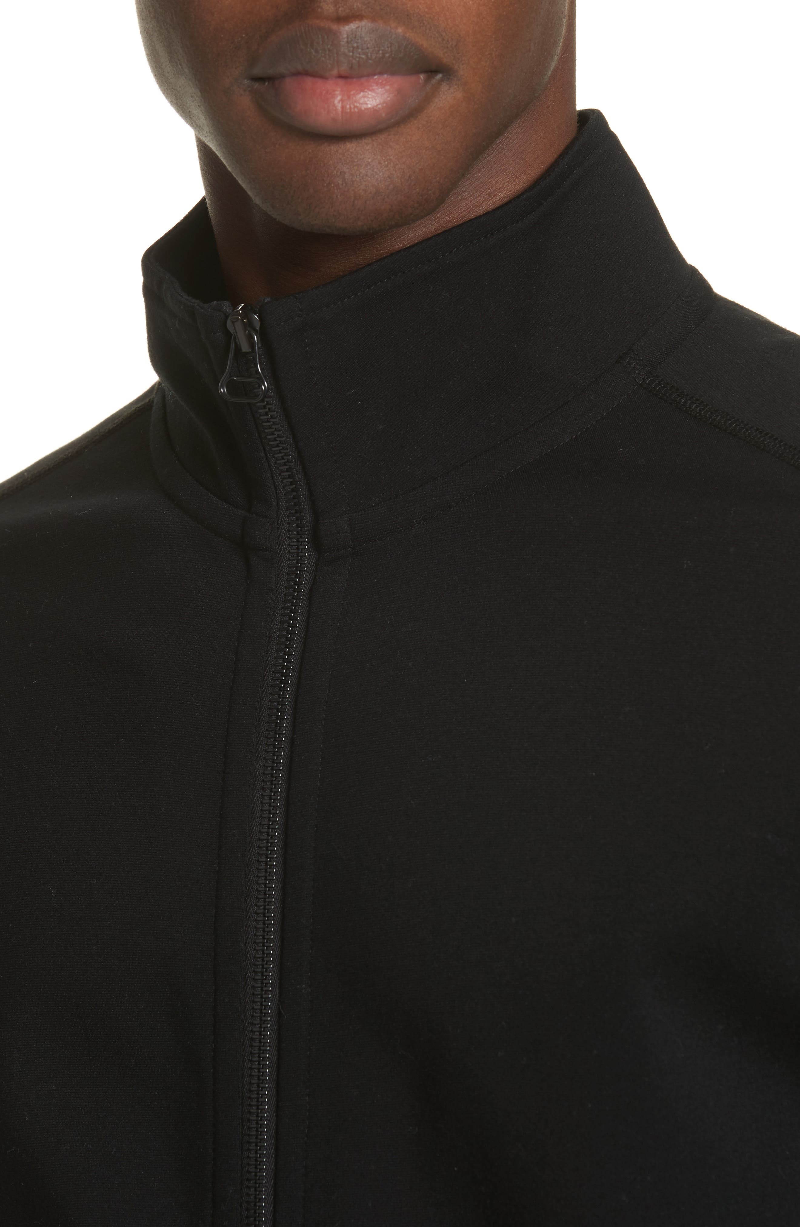 Neo Knit Track Jacket,                             Alternate thumbnail 4, color,