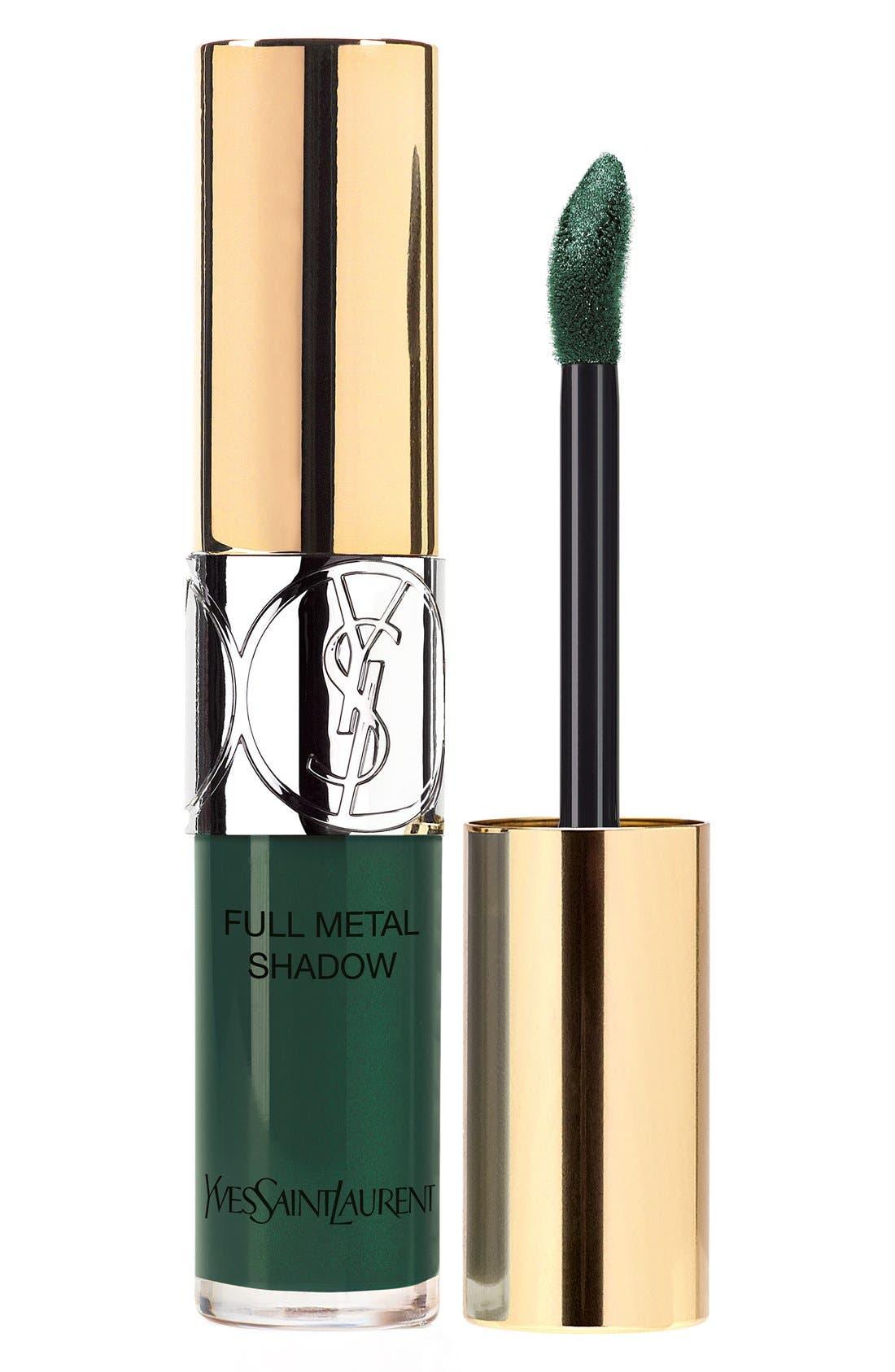 Pop Water - Full Metal Shadow Metallic Color Liquid Eyeshadow,                             Main thumbnail 1, color,                             14 FUR GREEN