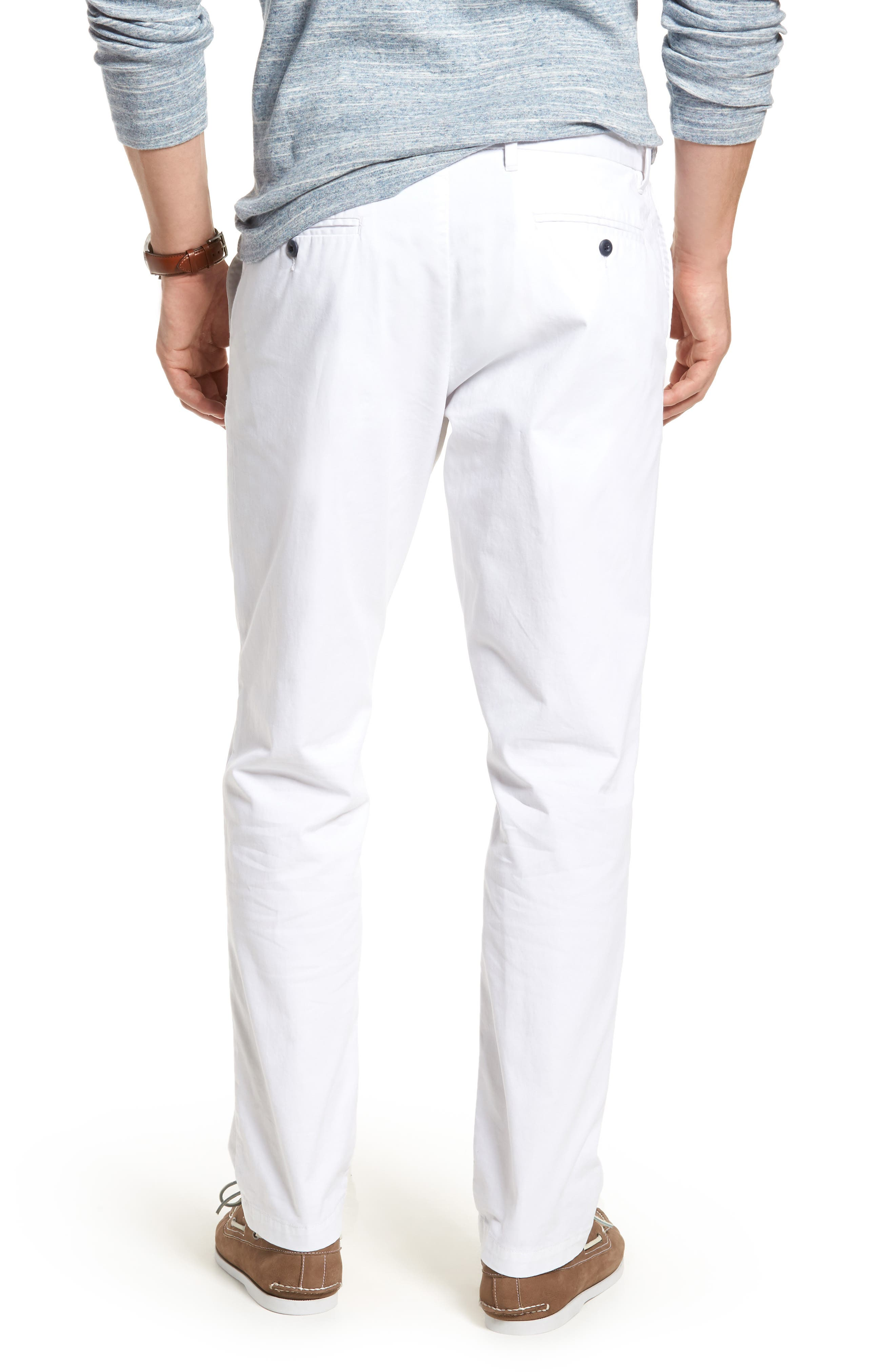Fremont Relaxed Slim Fit Chinos,                             Alternate thumbnail 9, color,