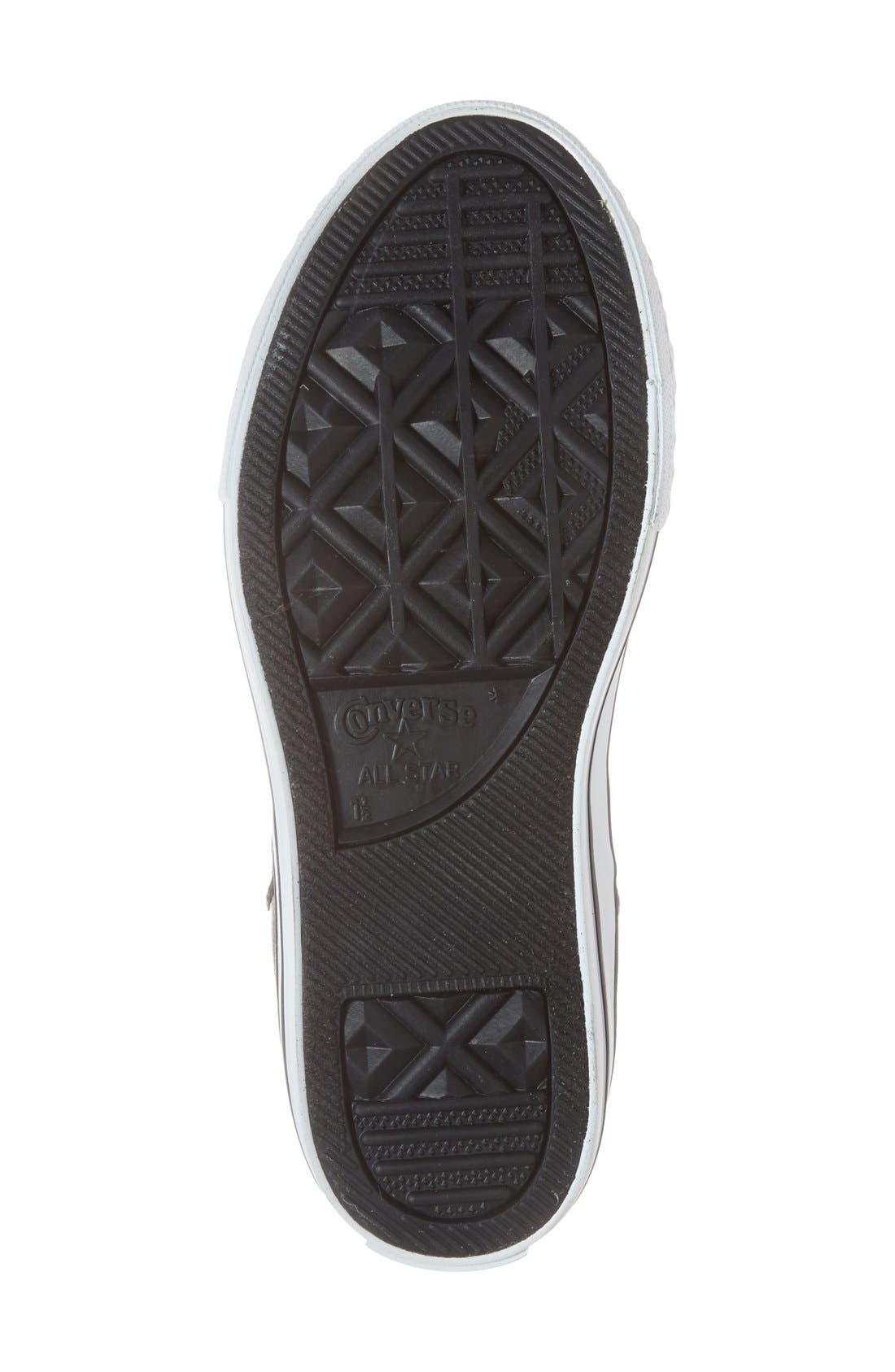 Chuck Taylor<sup>®</sup> All Star<sup>®</sup> 'High Street' Slip-On Sneaker,                             Alternate thumbnail 5, color,