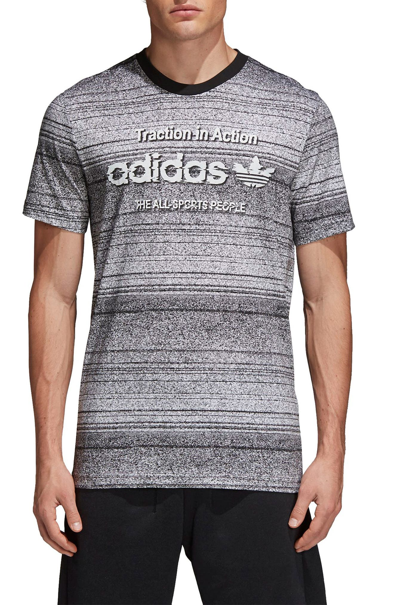 Traction Graphic T-Shirt,                         Main,                         color, 020