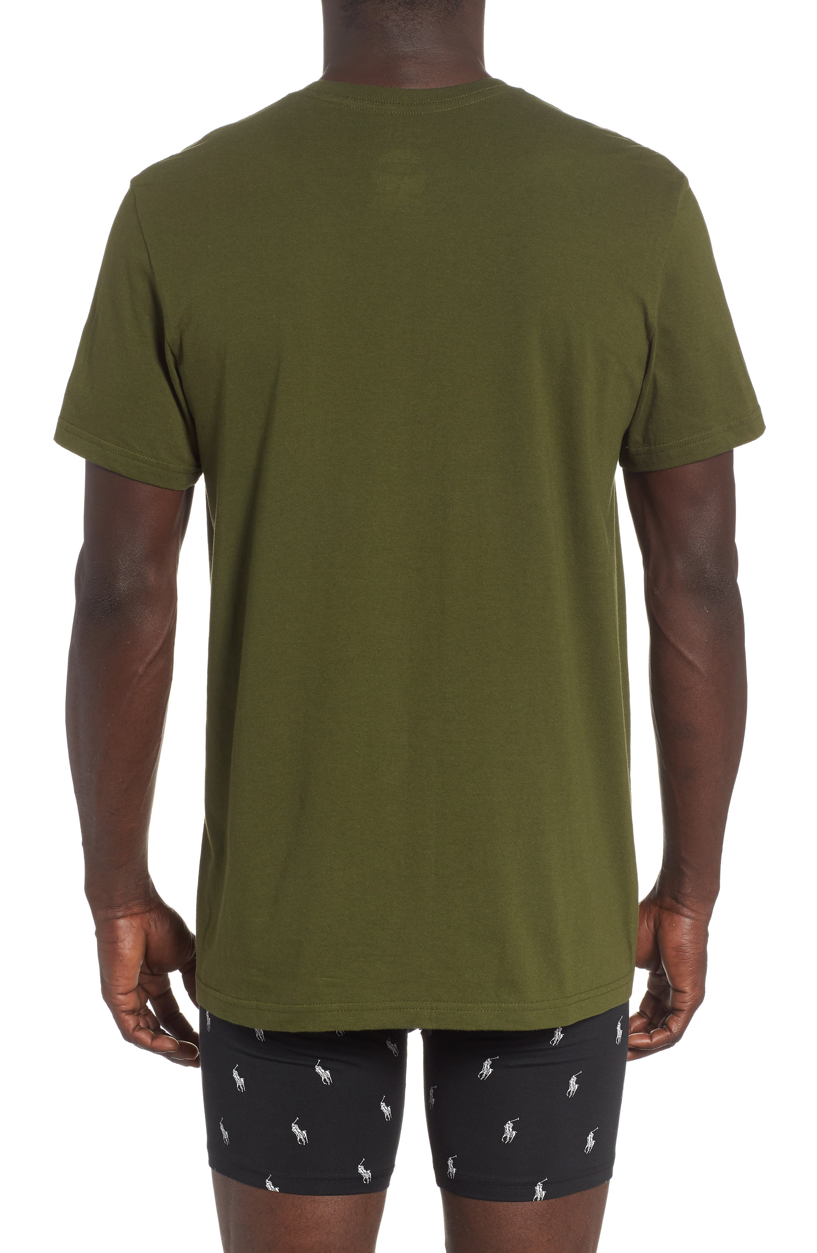 3-Pack Classic Fit T-Shirts,                             Alternate thumbnail 3, color,                             300