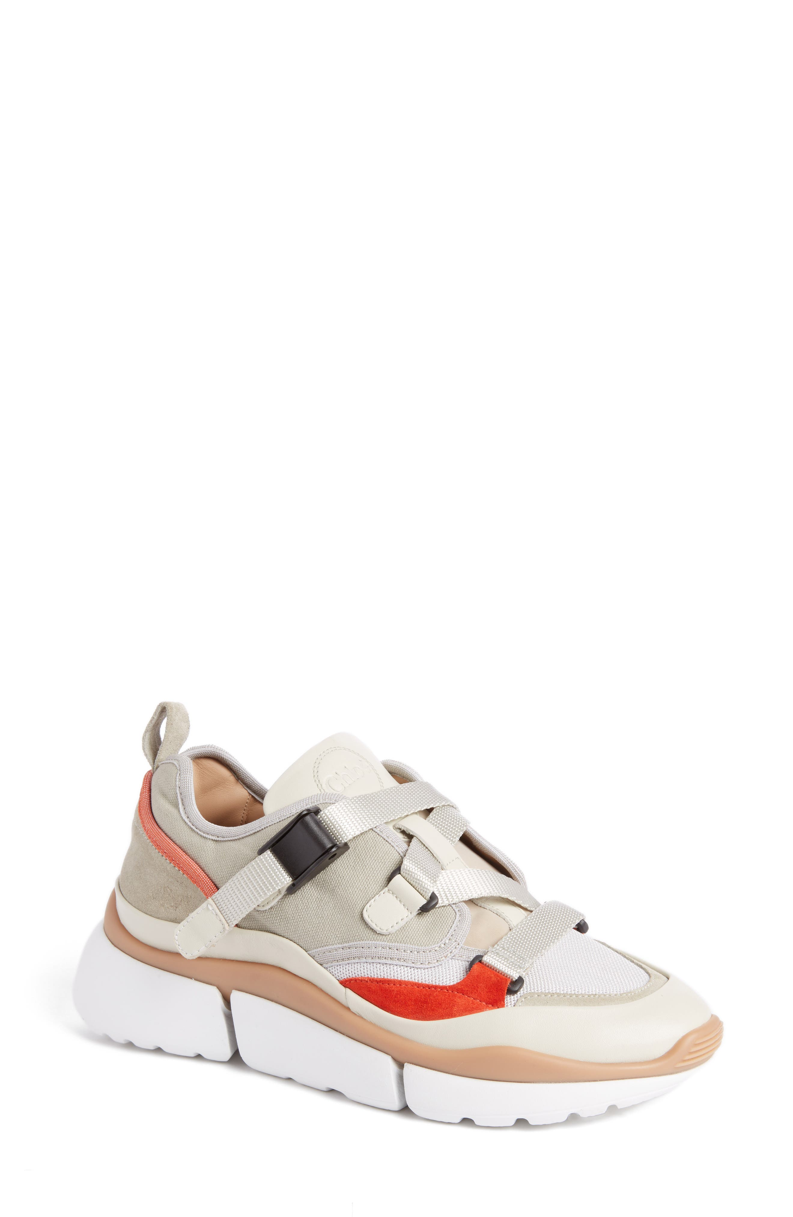 Sonnie Low Top Sneaker,                         Main,                         color, LIGHT EUCALYPTUS