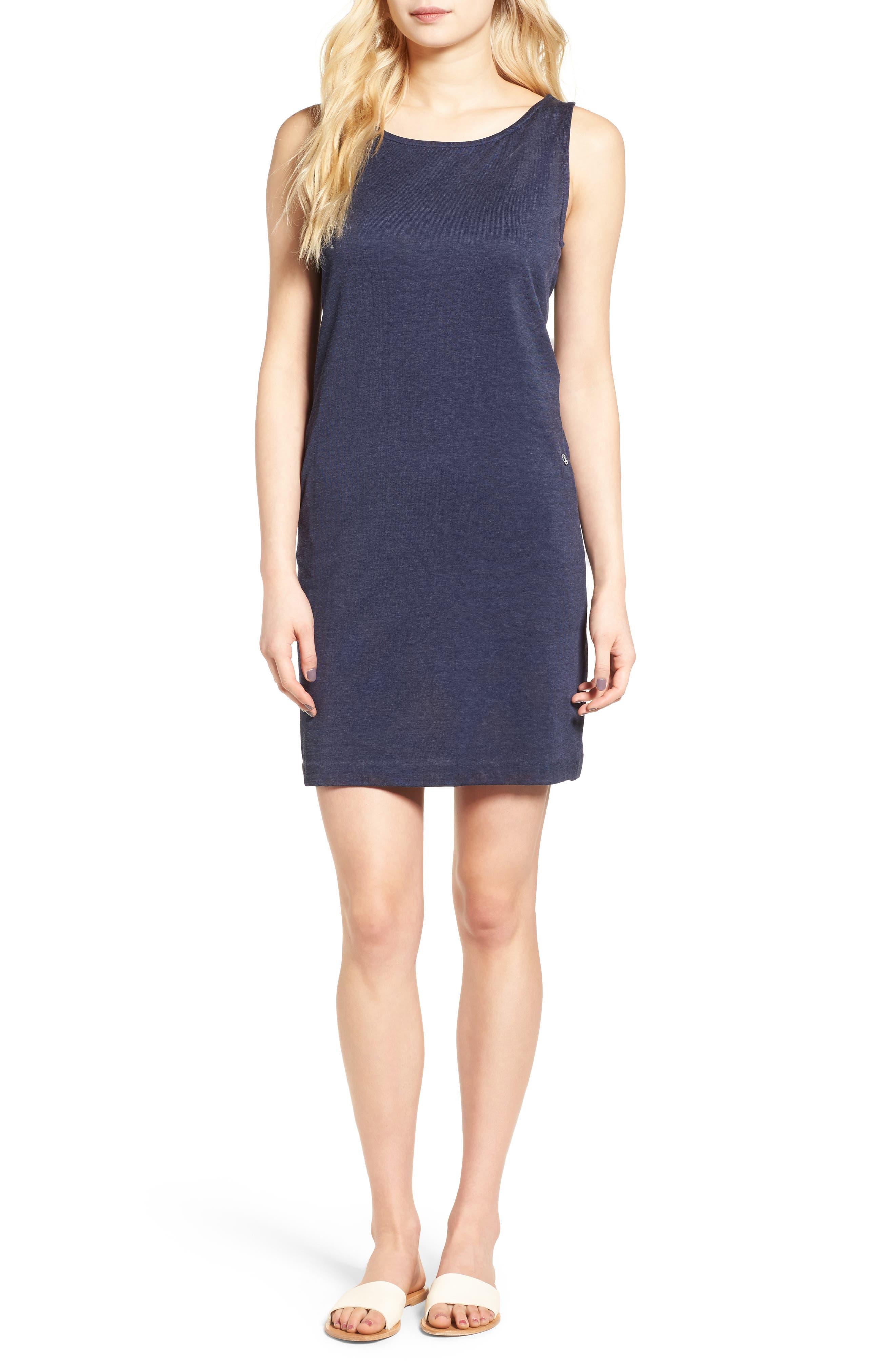 Dolostone Jersey Shift Dress,                         Main,                         color, 410