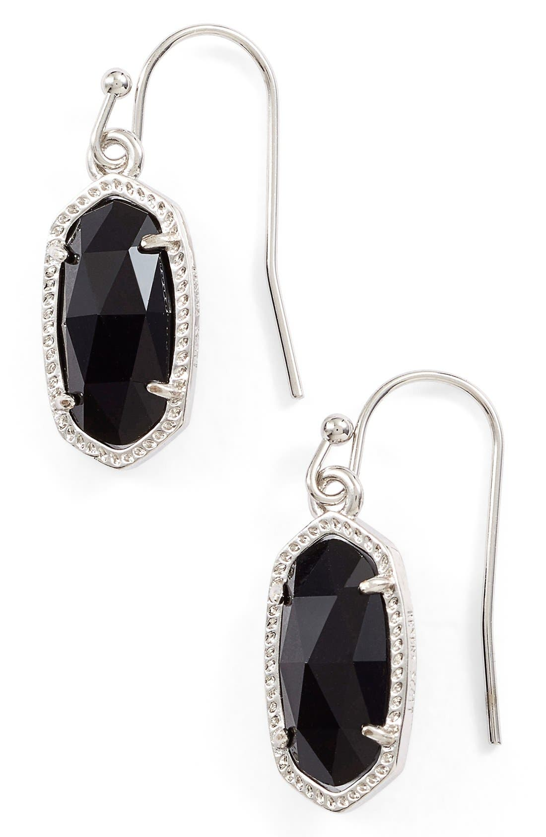 Lee Small Drop Earrings,                         Main,                         color, 001