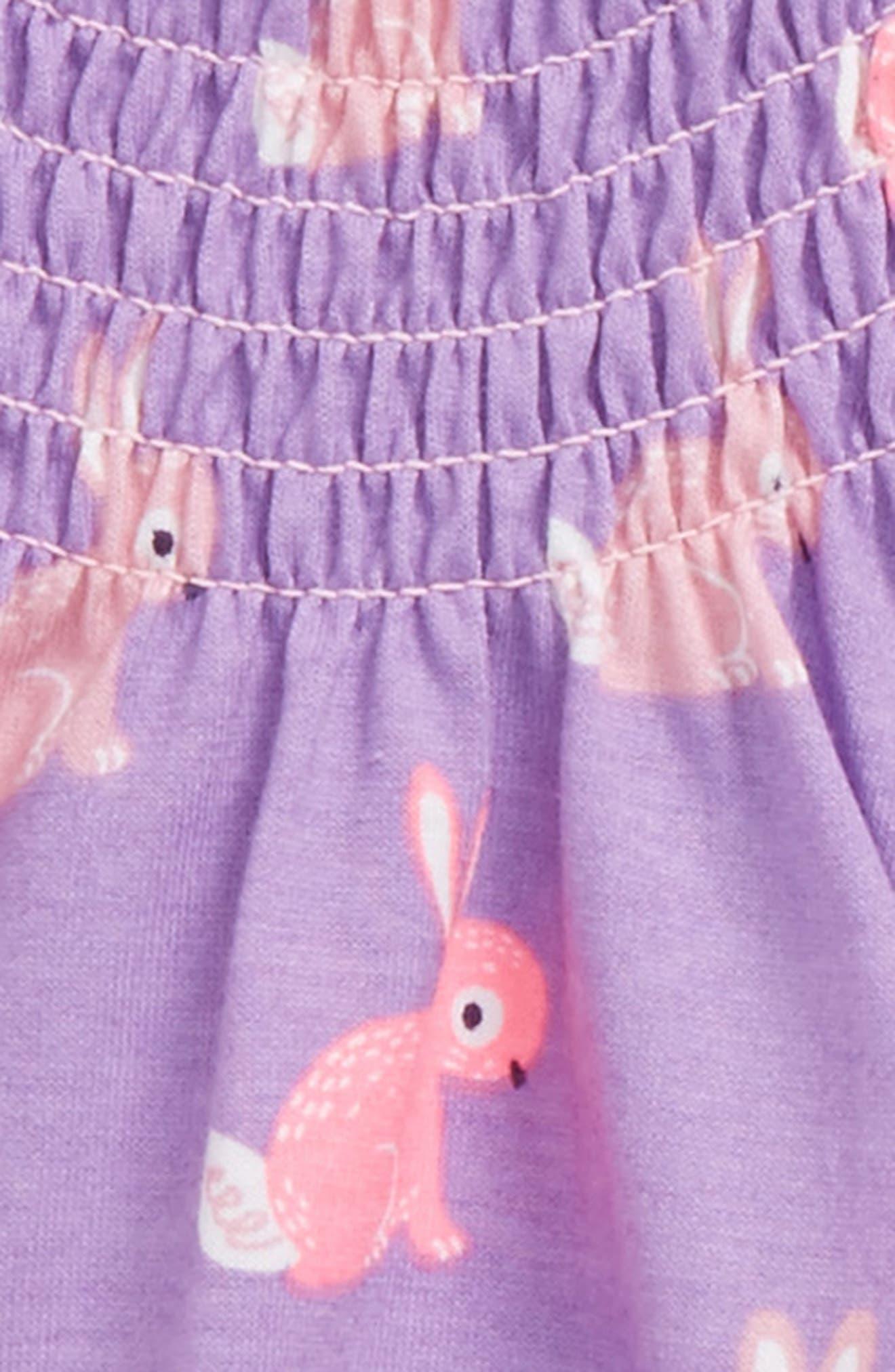 Smocked Dress,                             Alternate thumbnail 2, color,                             500