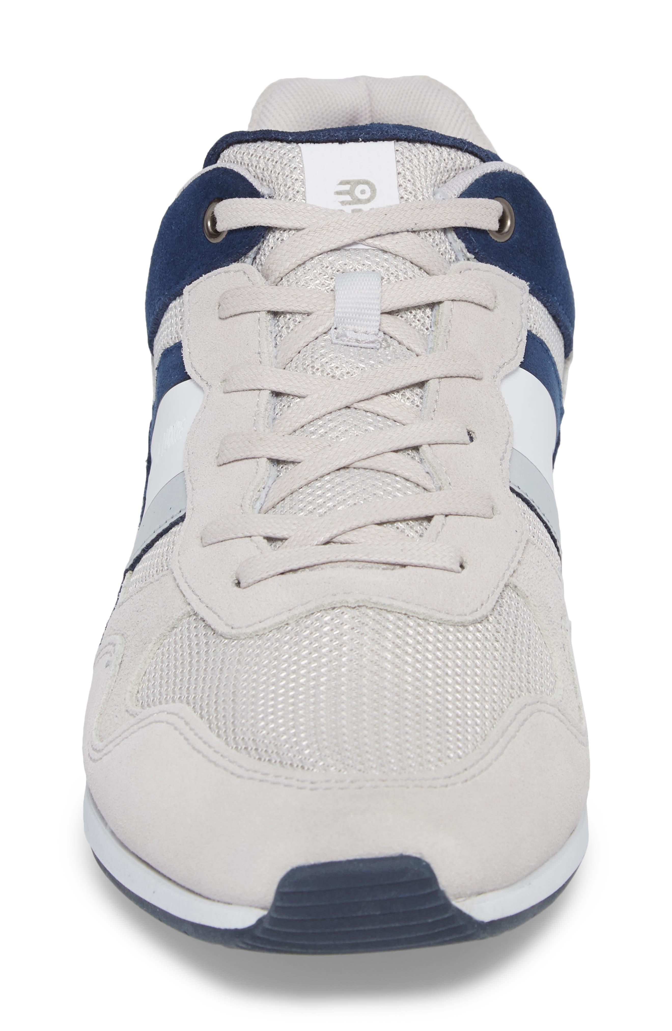 Scarpo Low Top Sneaker,                             Alternate thumbnail 4, color,                             020