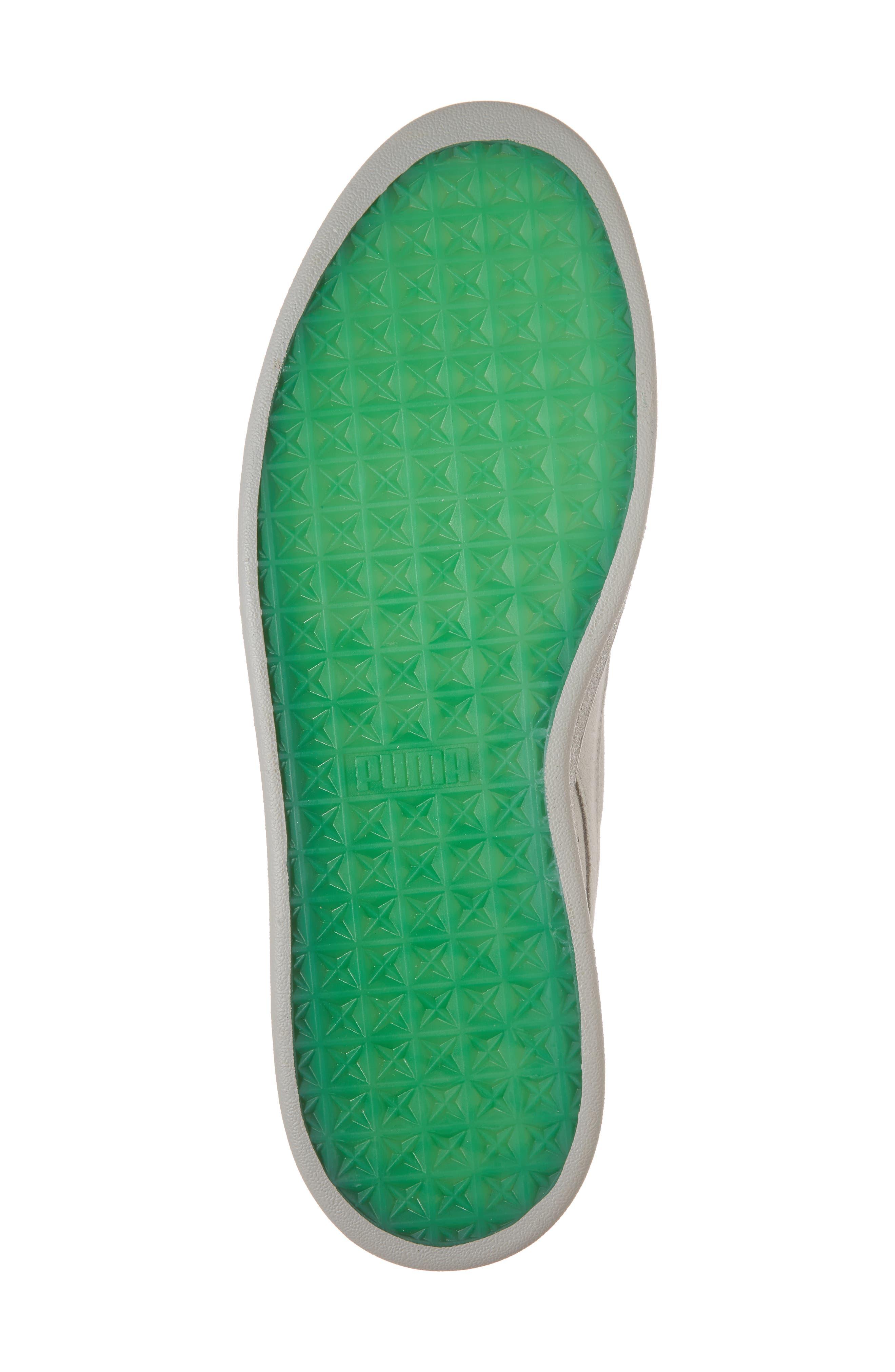 x Big Sean Suede Sneaker,                             Alternate thumbnail 6, color,                             060