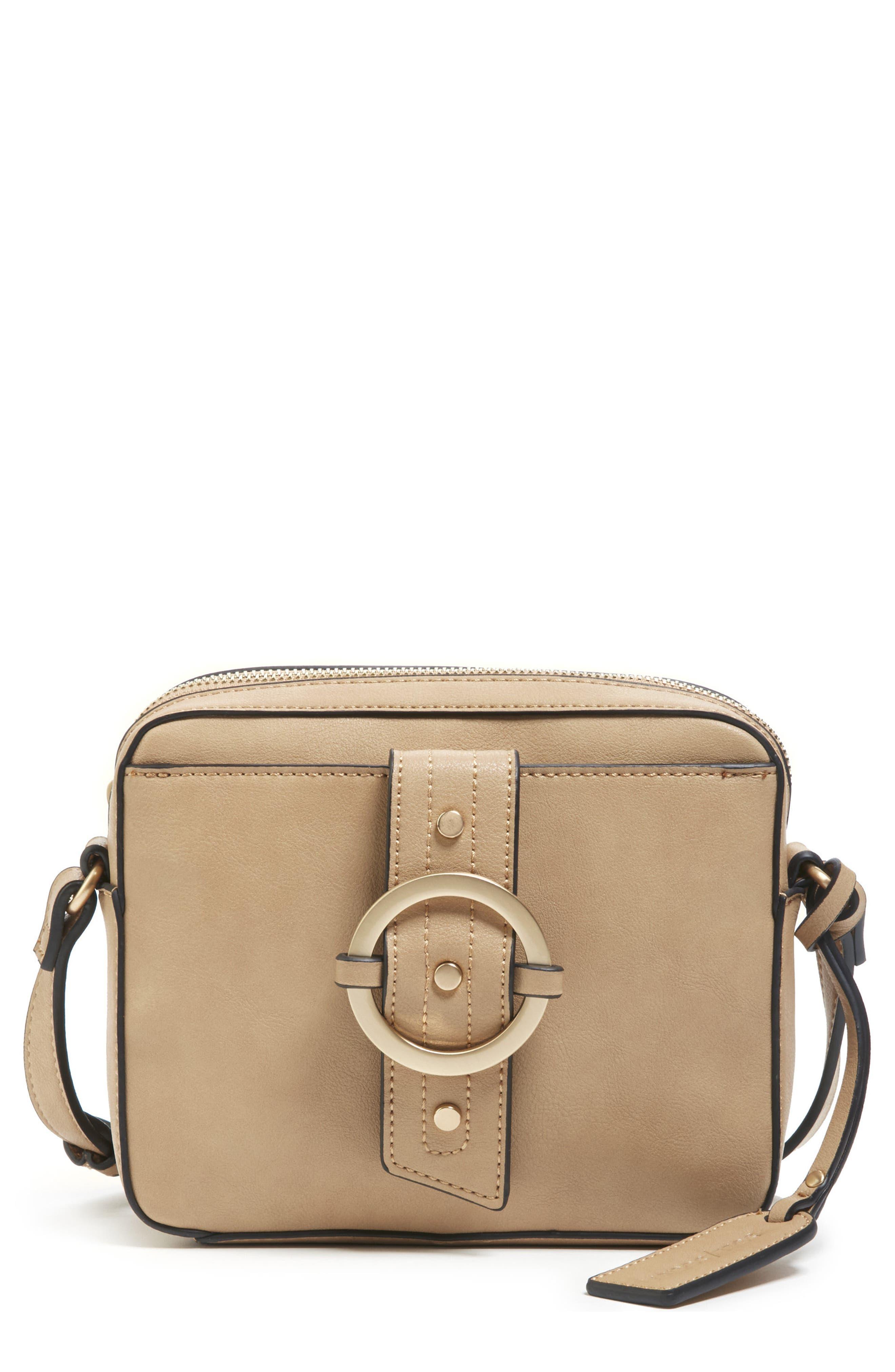 Faux Leather Camera Crossbody Bag,                         Main,                         color, 251