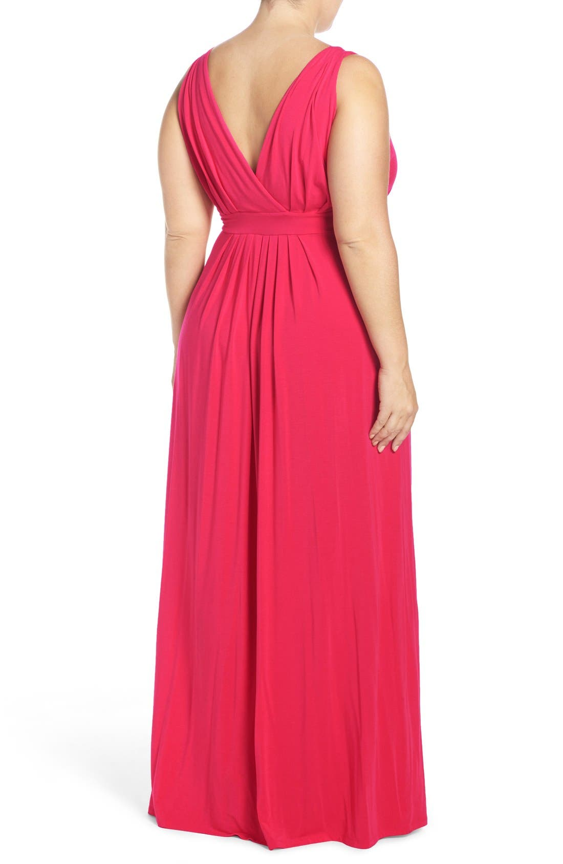 Chloe Empire Waist Maxi Dress,                             Alternate thumbnail 38, color,