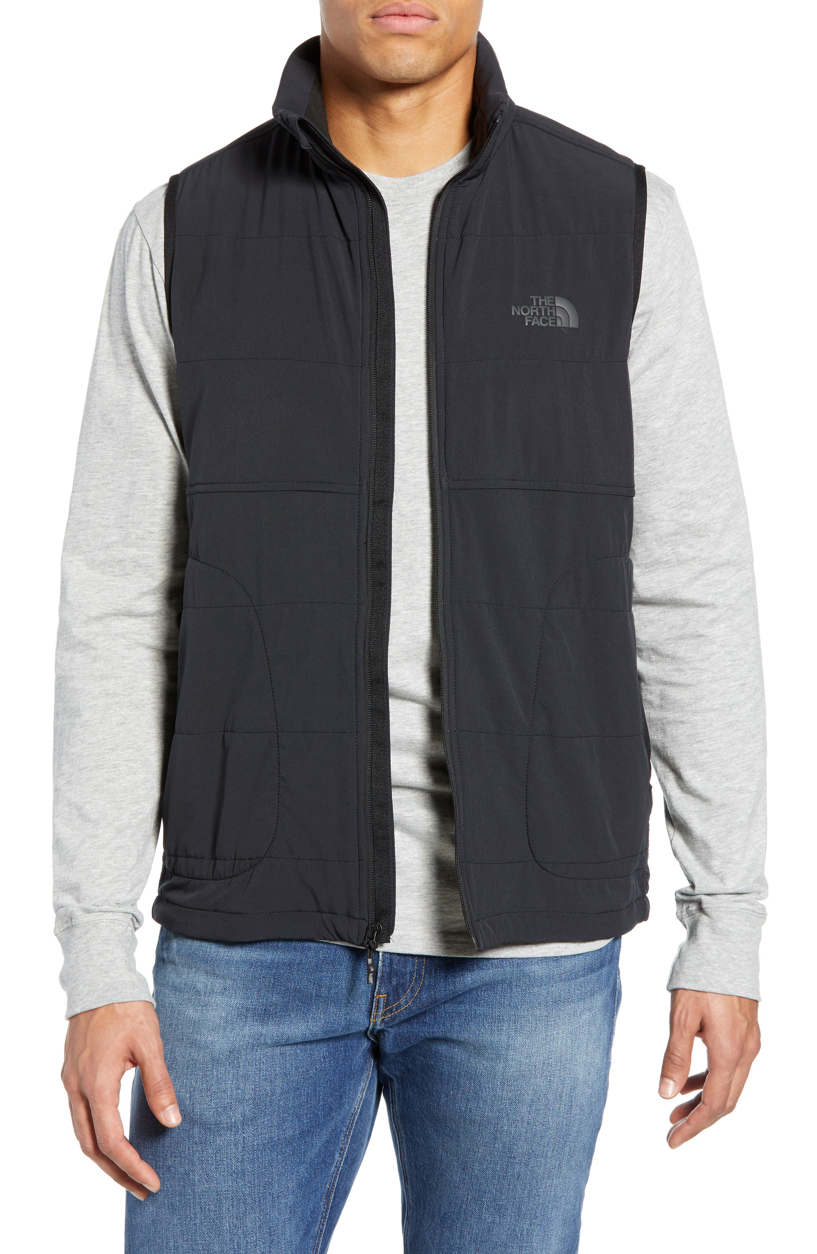 The North Face Mountain Sweatshirt Insulated Vest