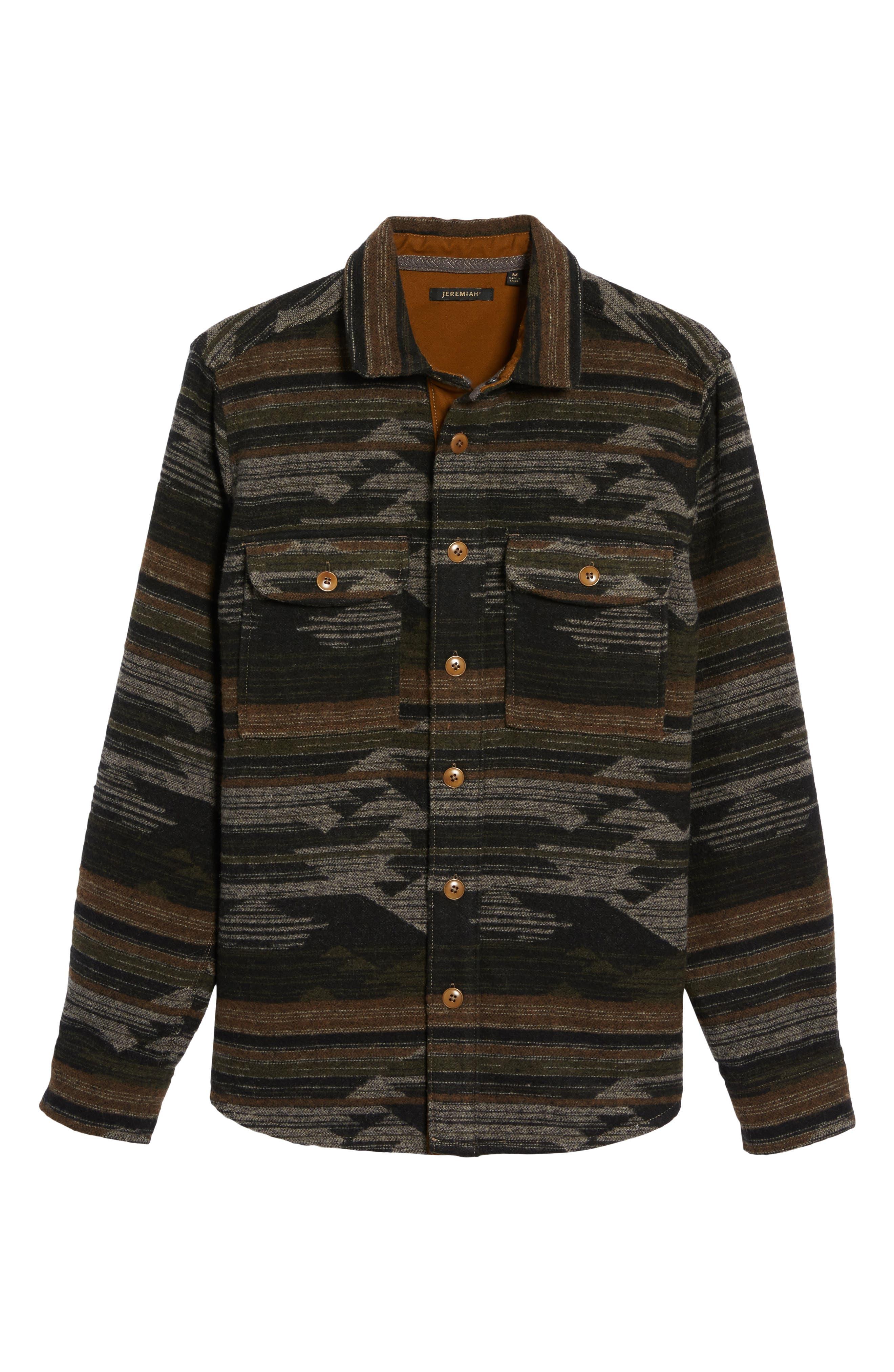 Trabuco Shirt Jacket,                             Alternate thumbnail 6, color,                             215