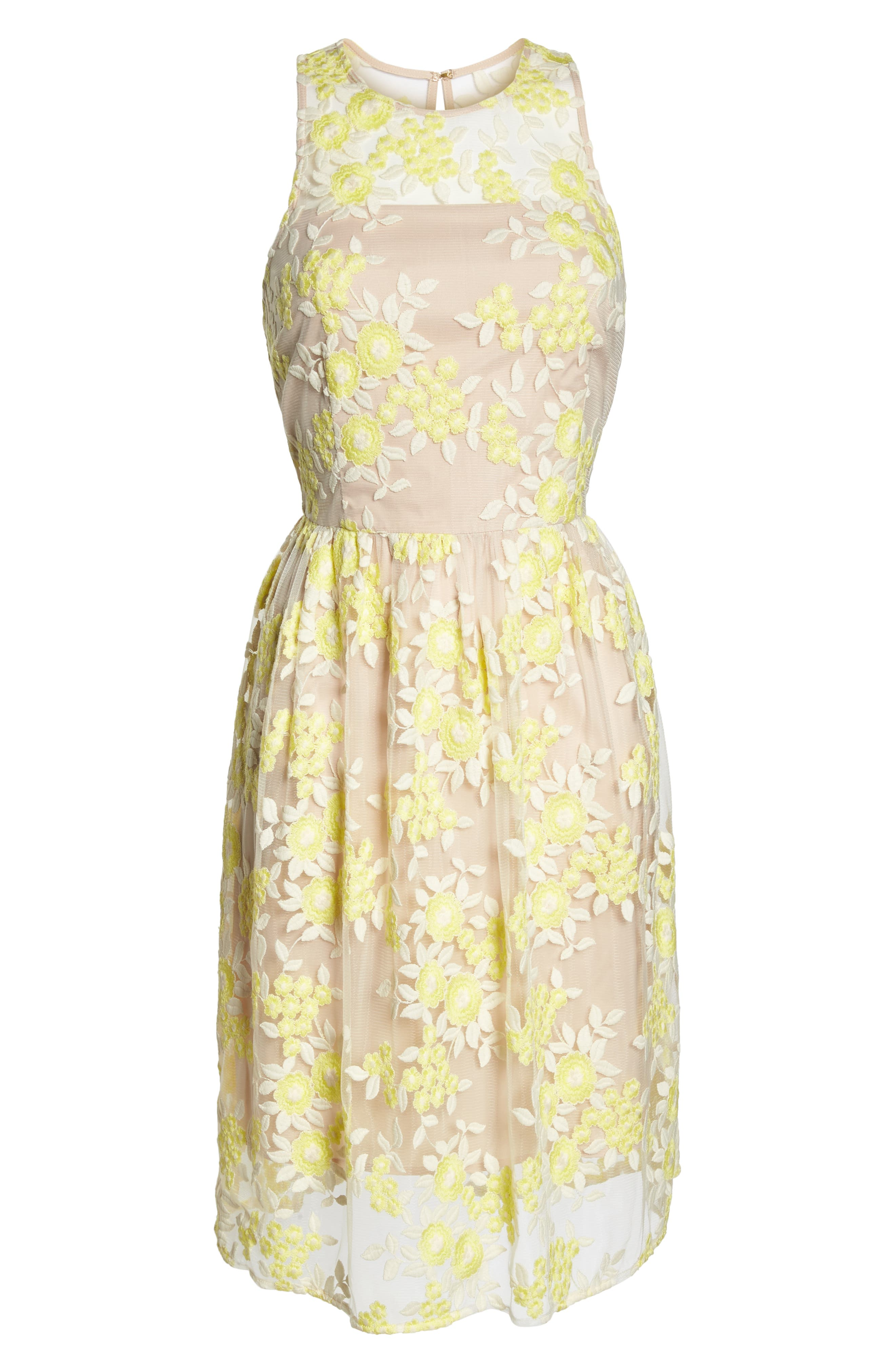 Arroyo Lace Dress,                             Alternate thumbnail 8, color,