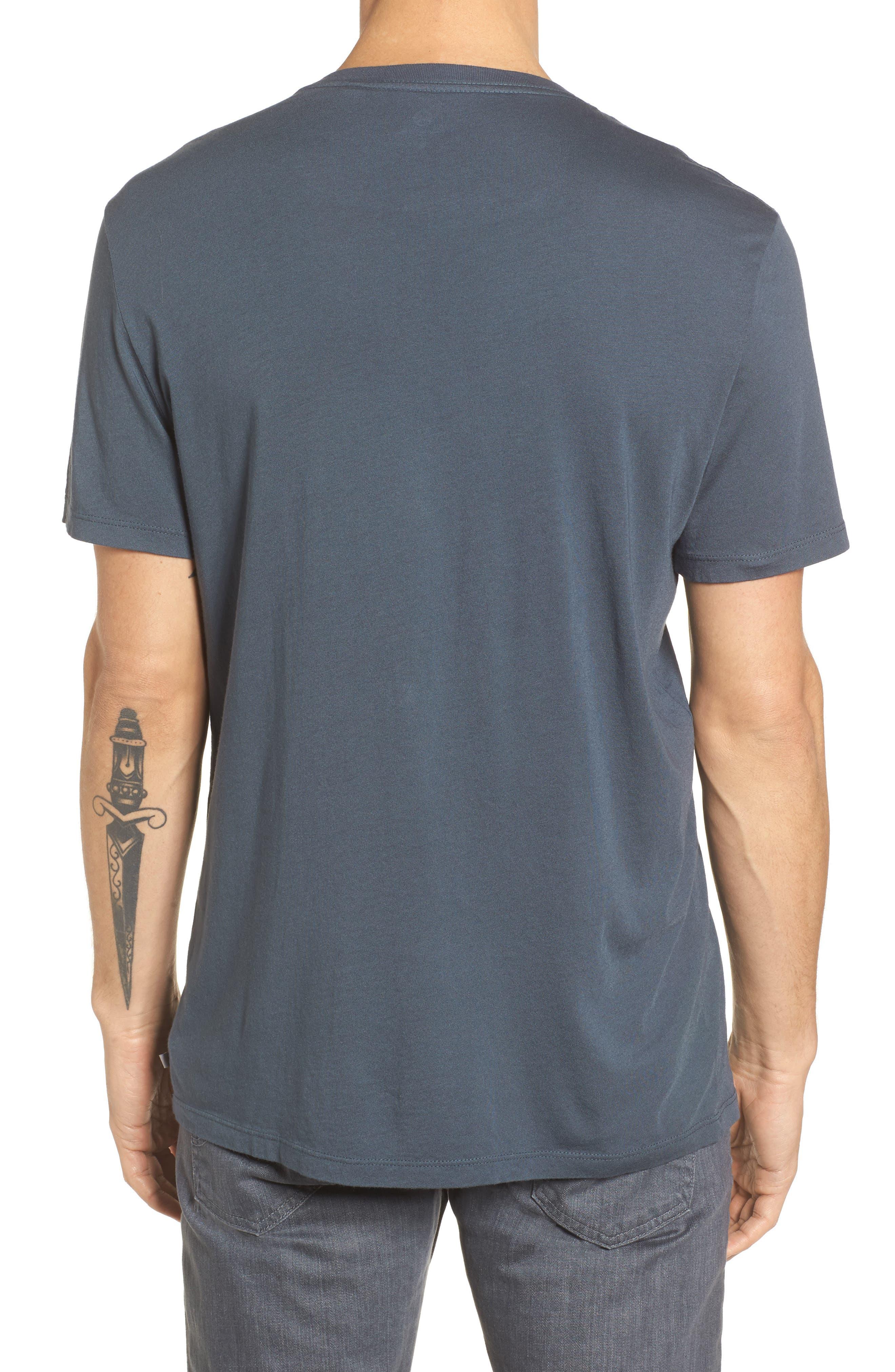 Bryce Slim Fit T-Shirt,                             Alternate thumbnail 8, color,
